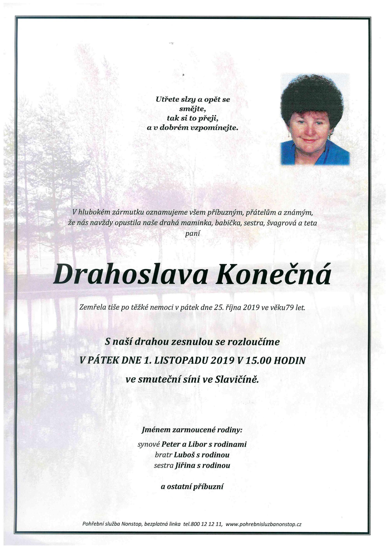 Drahoslava Konečná