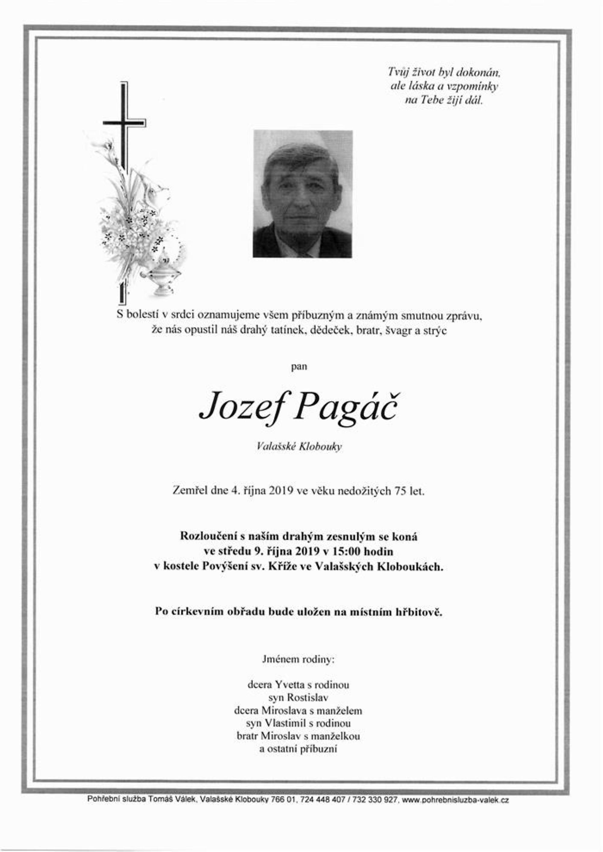 Jozef Pagáč