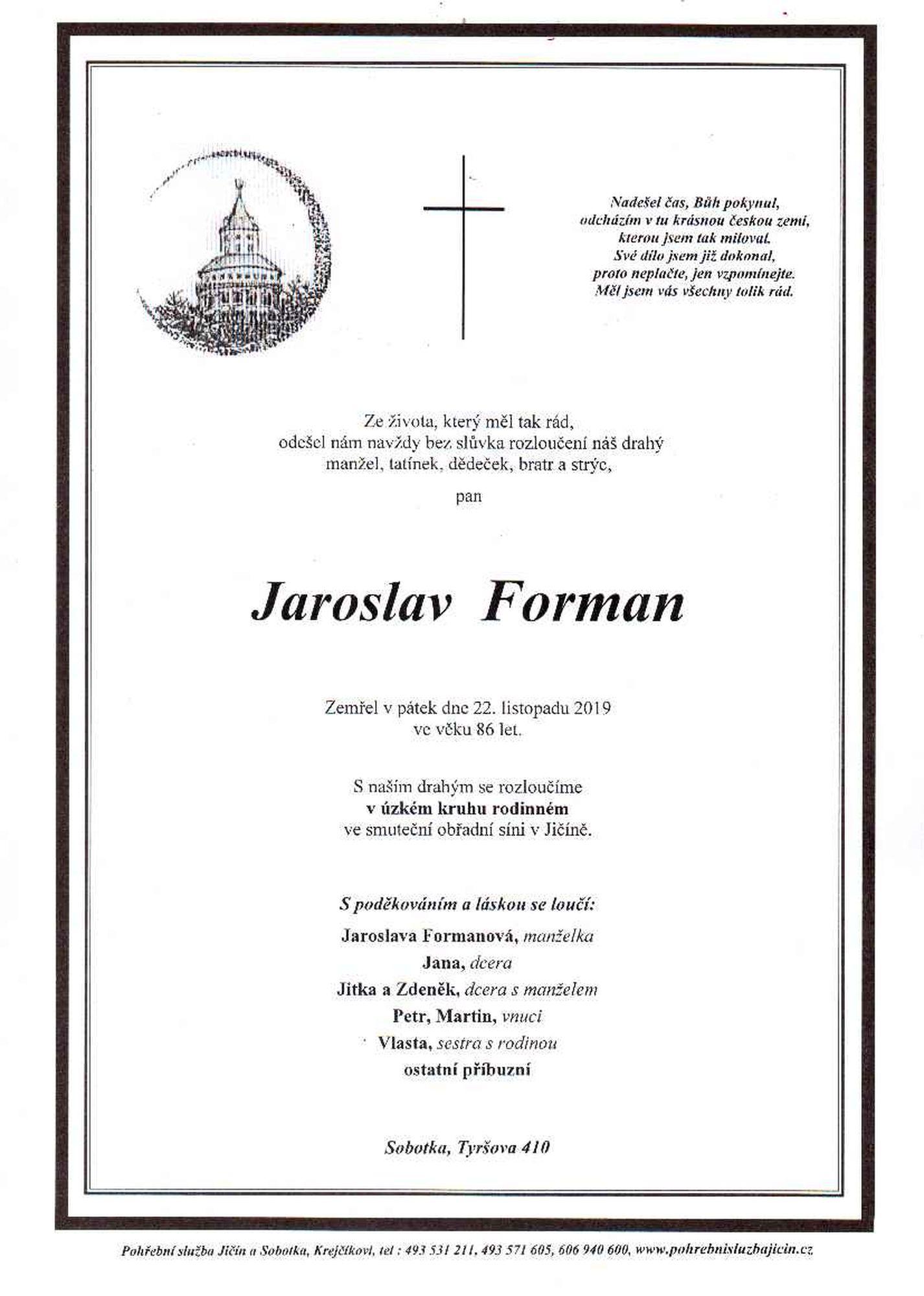 Jaroslav Forman