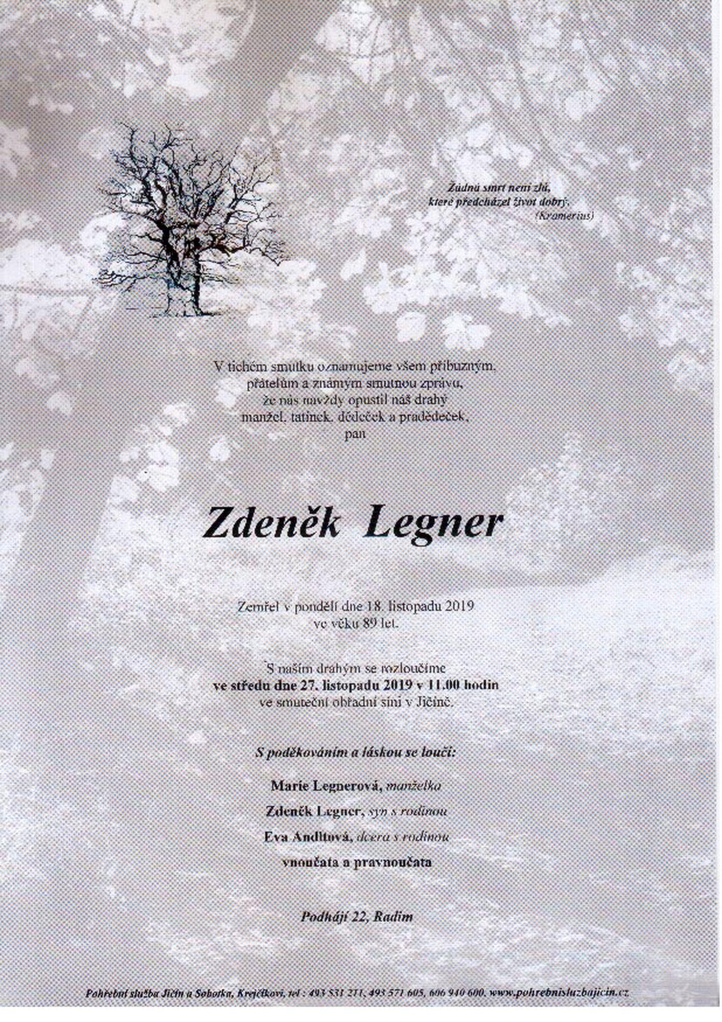Zdeněk Legner