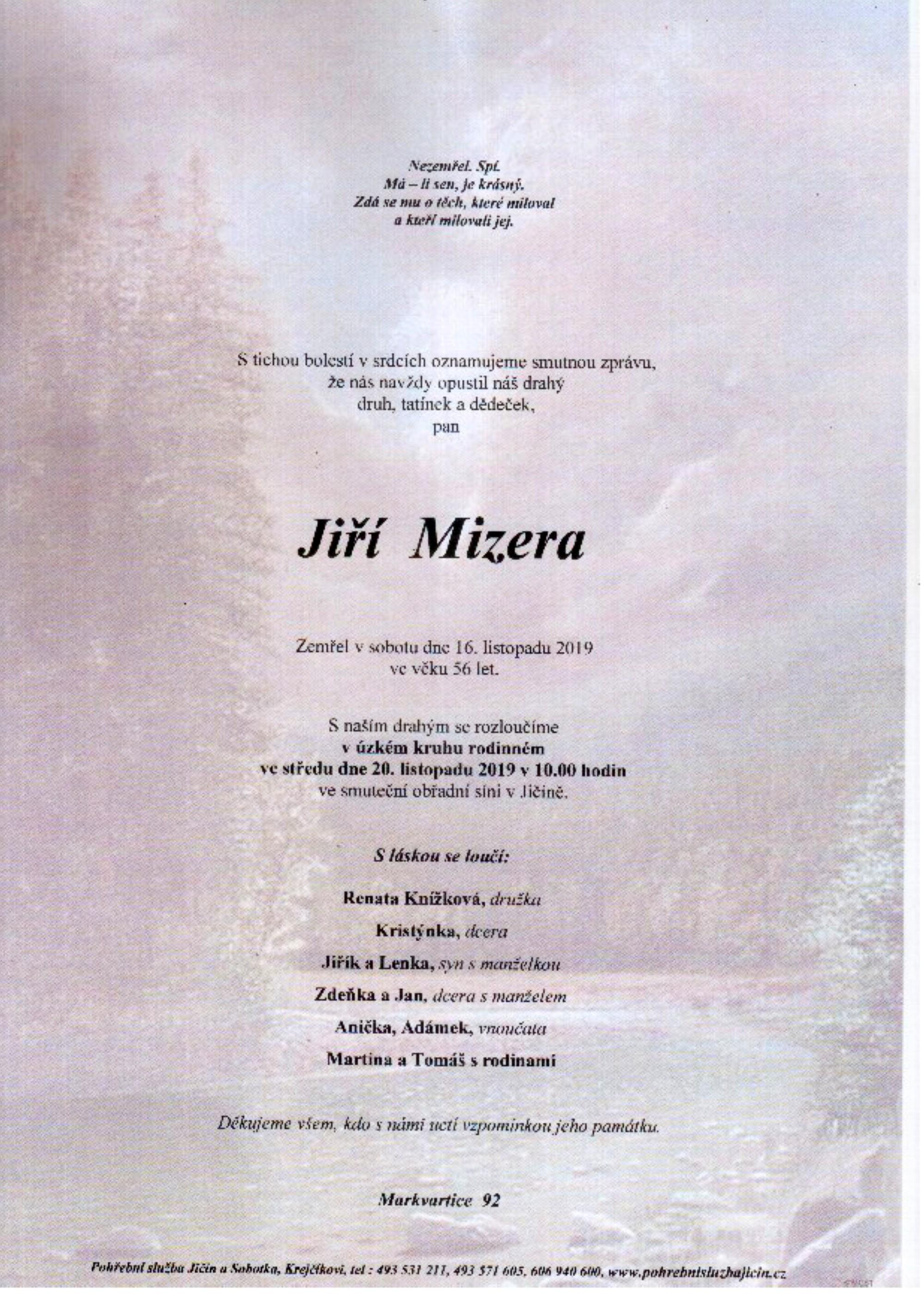 Jiří Mizera