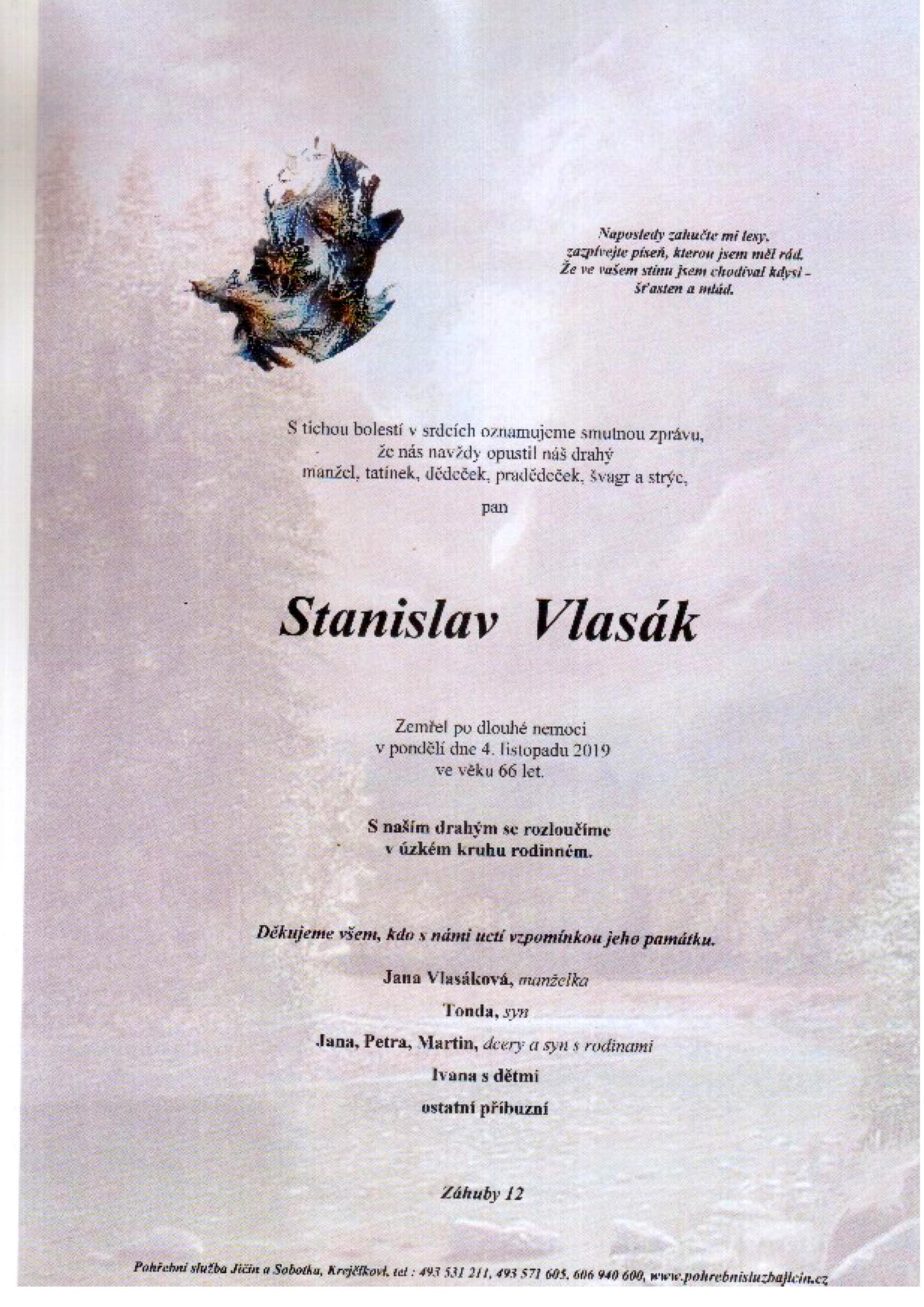 Stanislav Vlasák