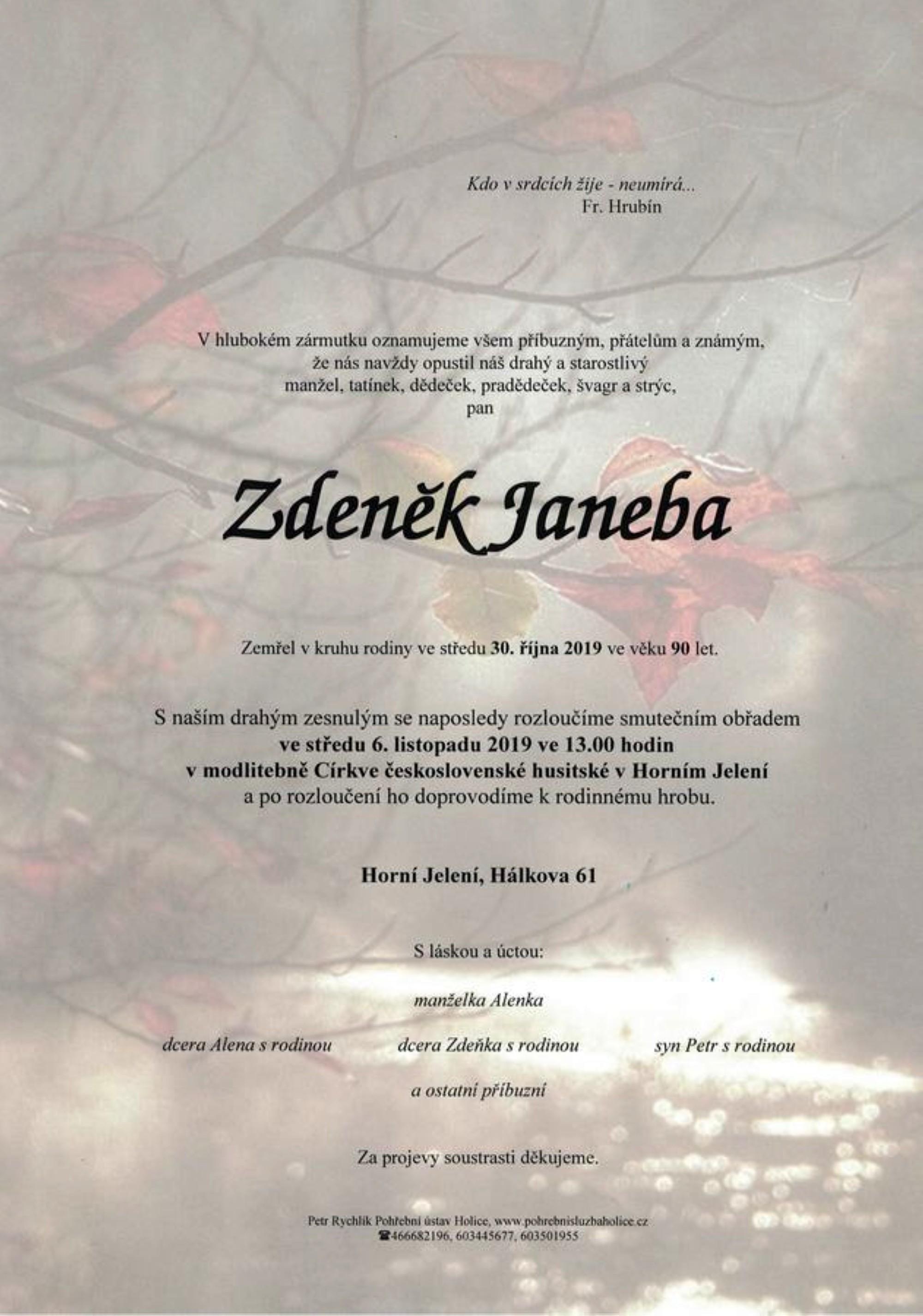 Zdeněk Janeba