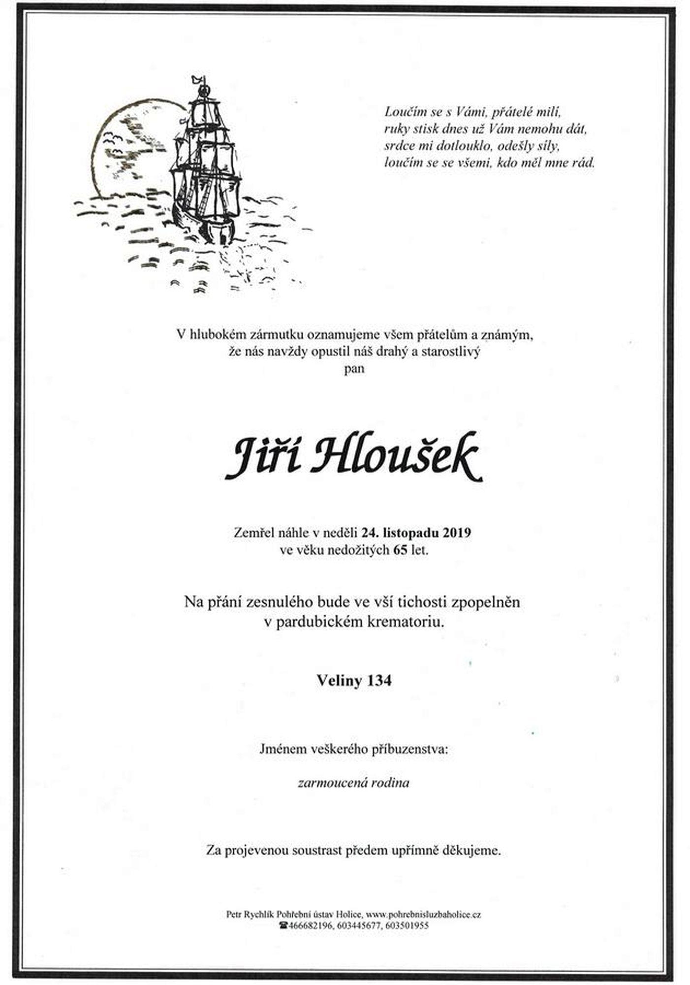 Jiří Hloušek