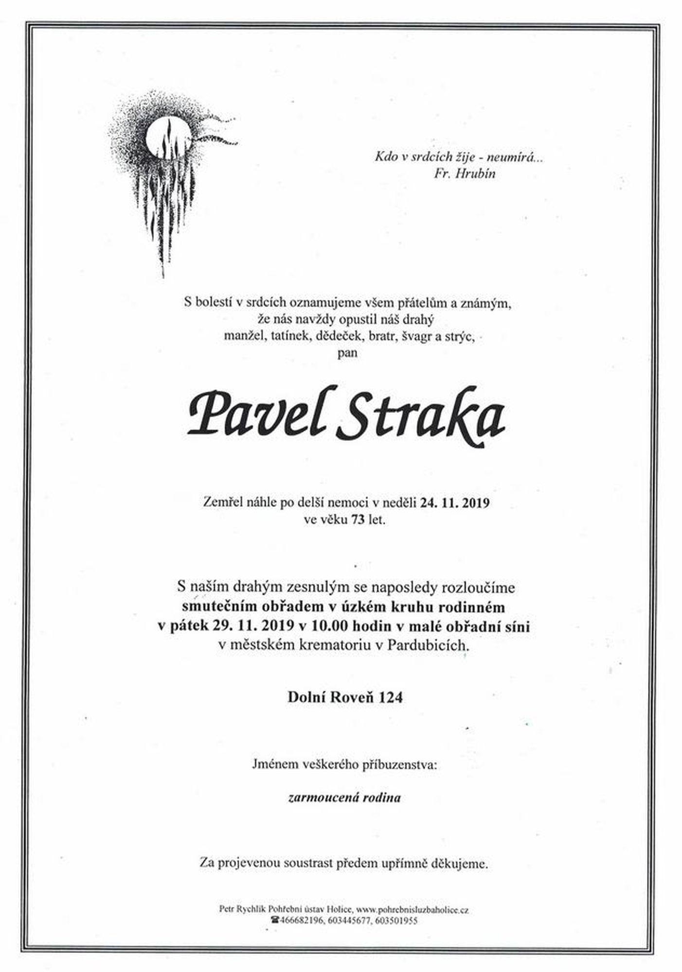 Pavel Straka