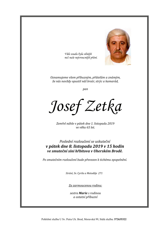 Josef Zetka