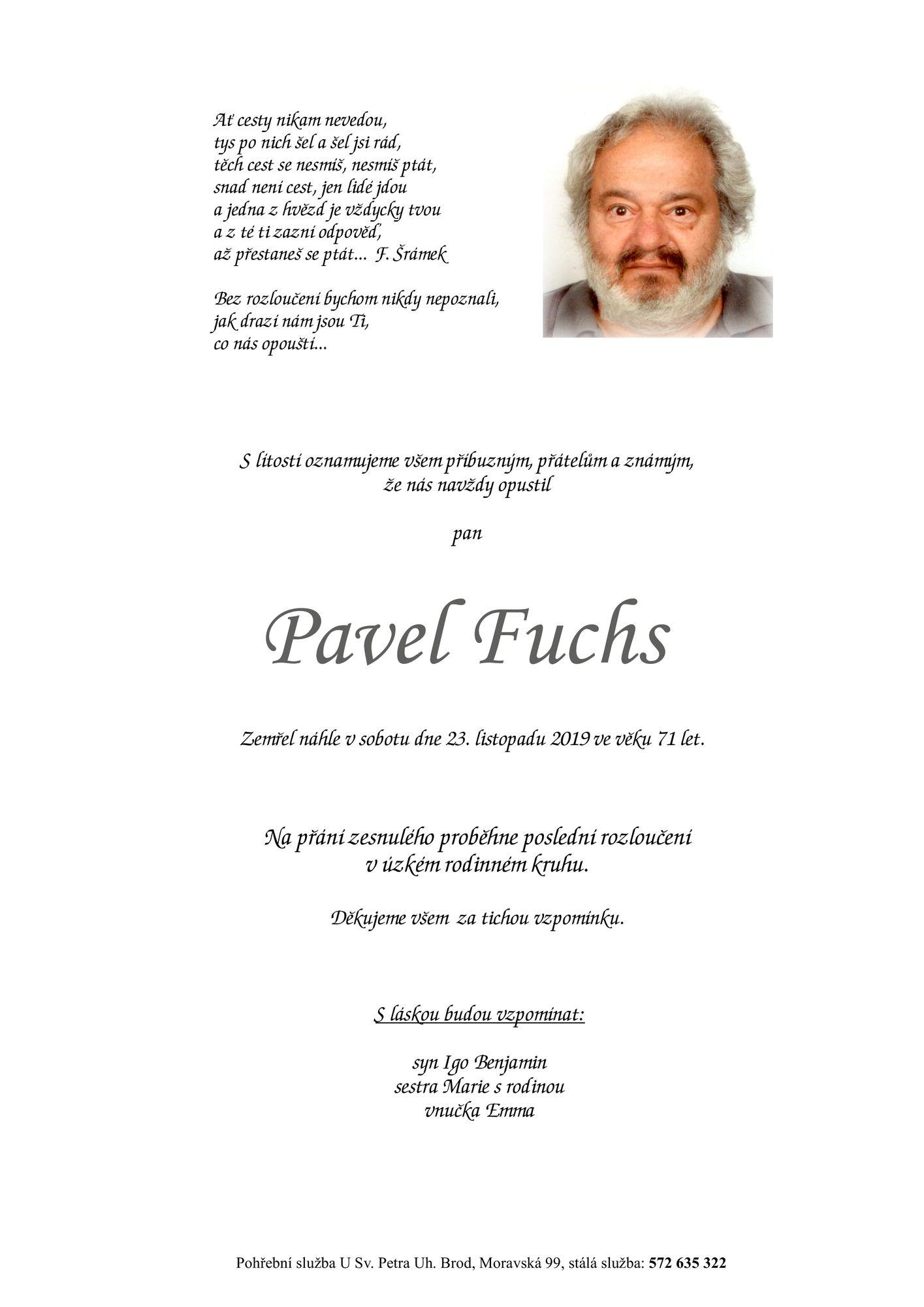 Pavel Fuchs