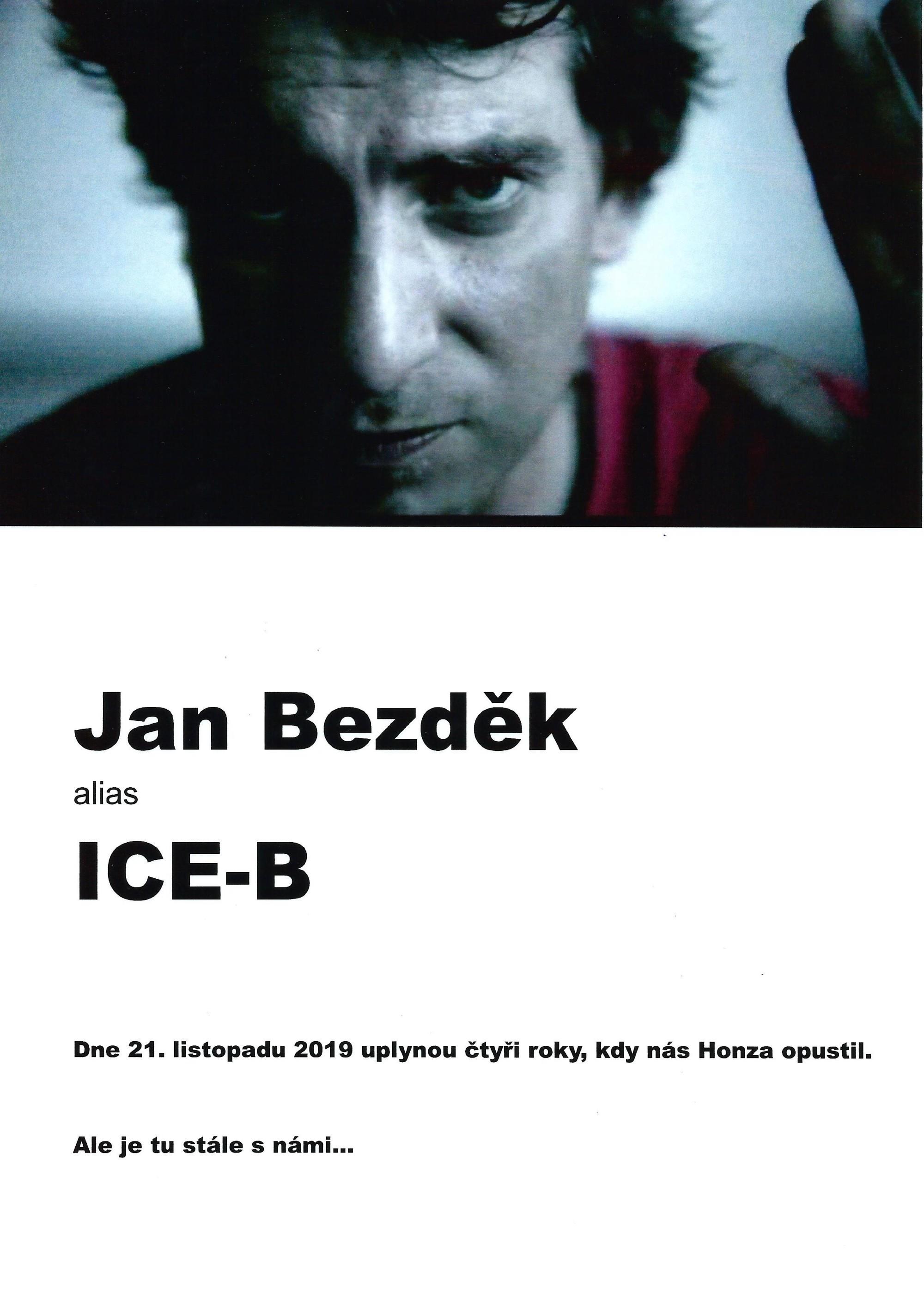 Jan Bezděk alias ICE-B