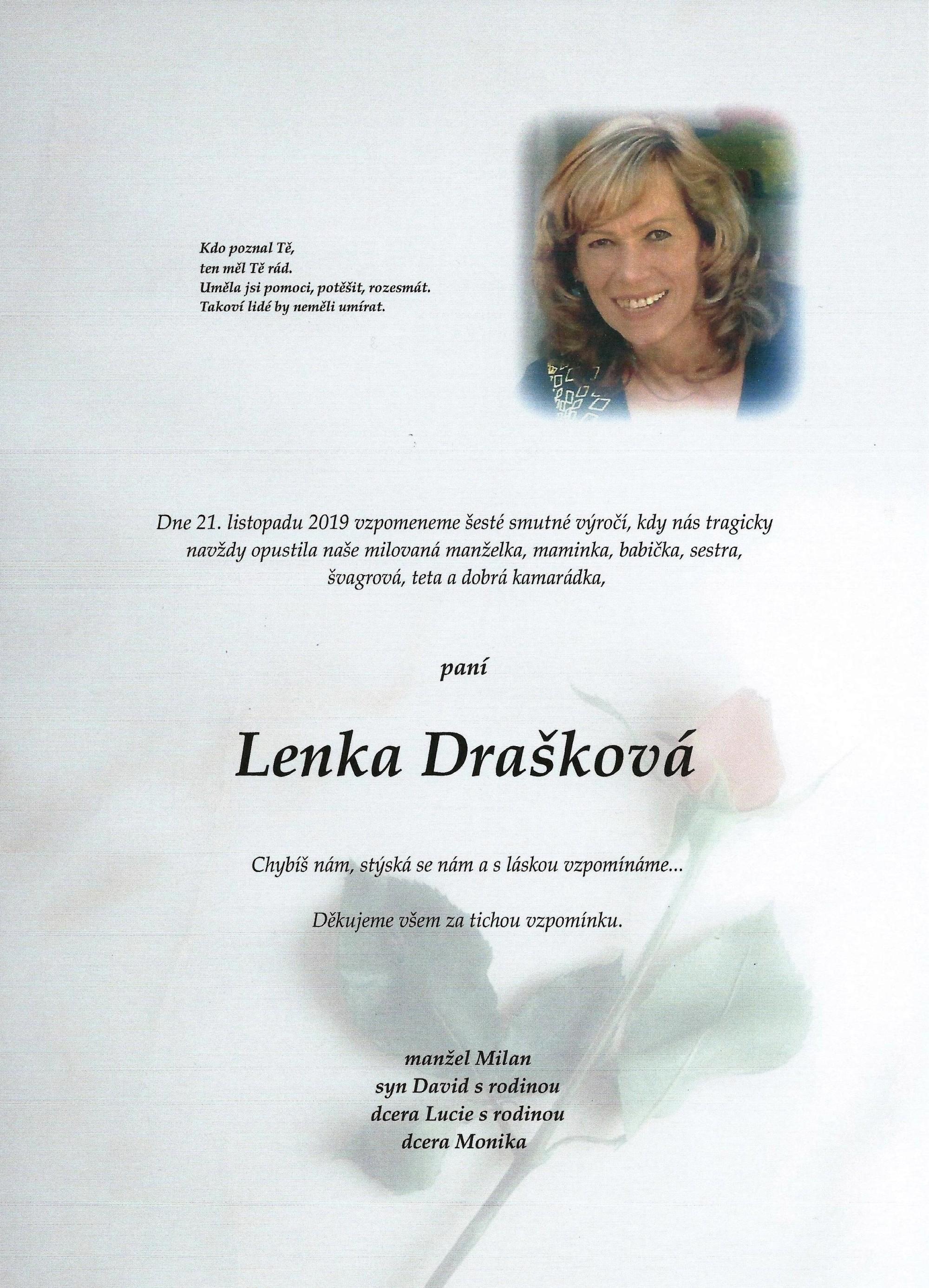 Lenka Drašková