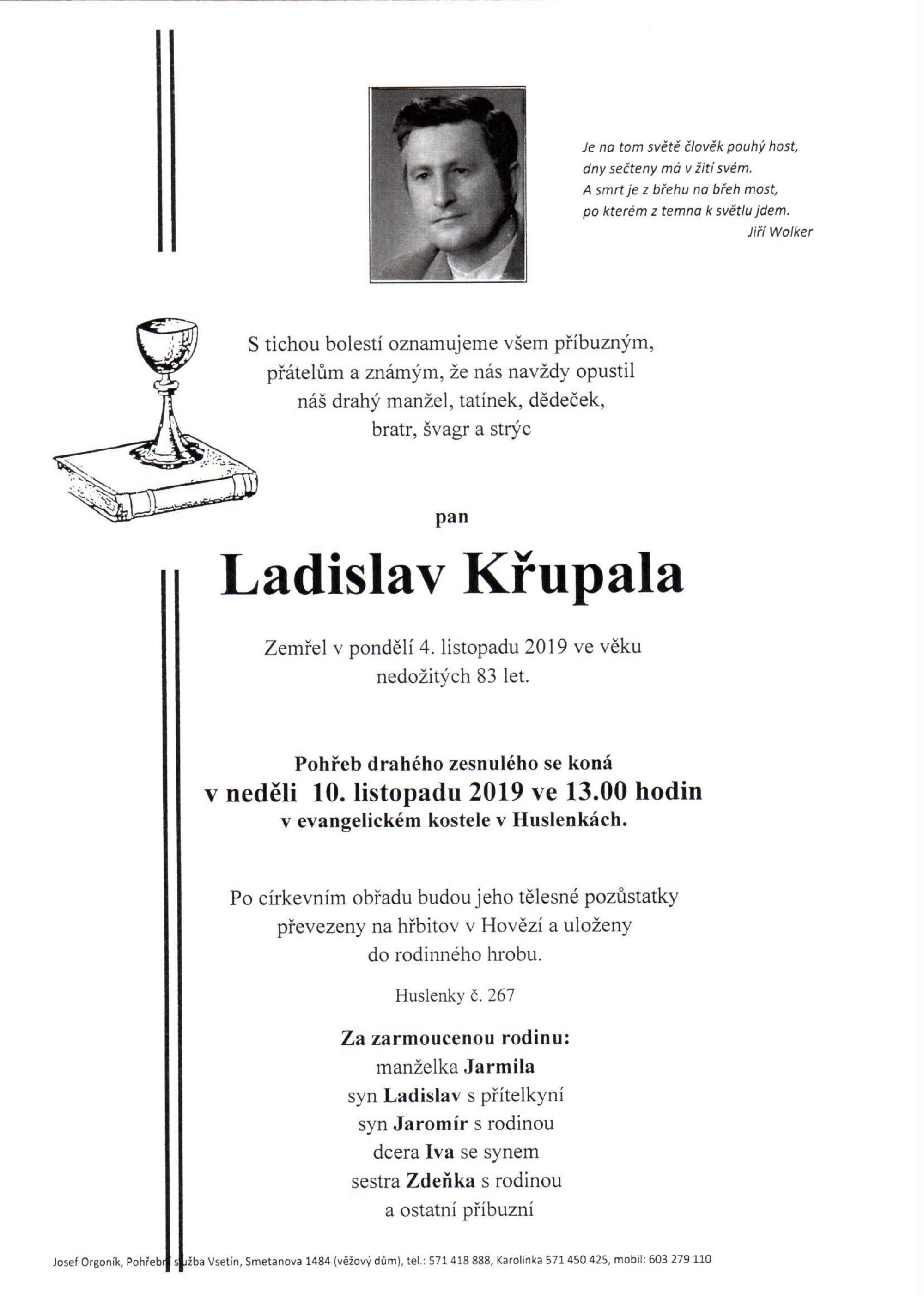 Ladislav Křupala