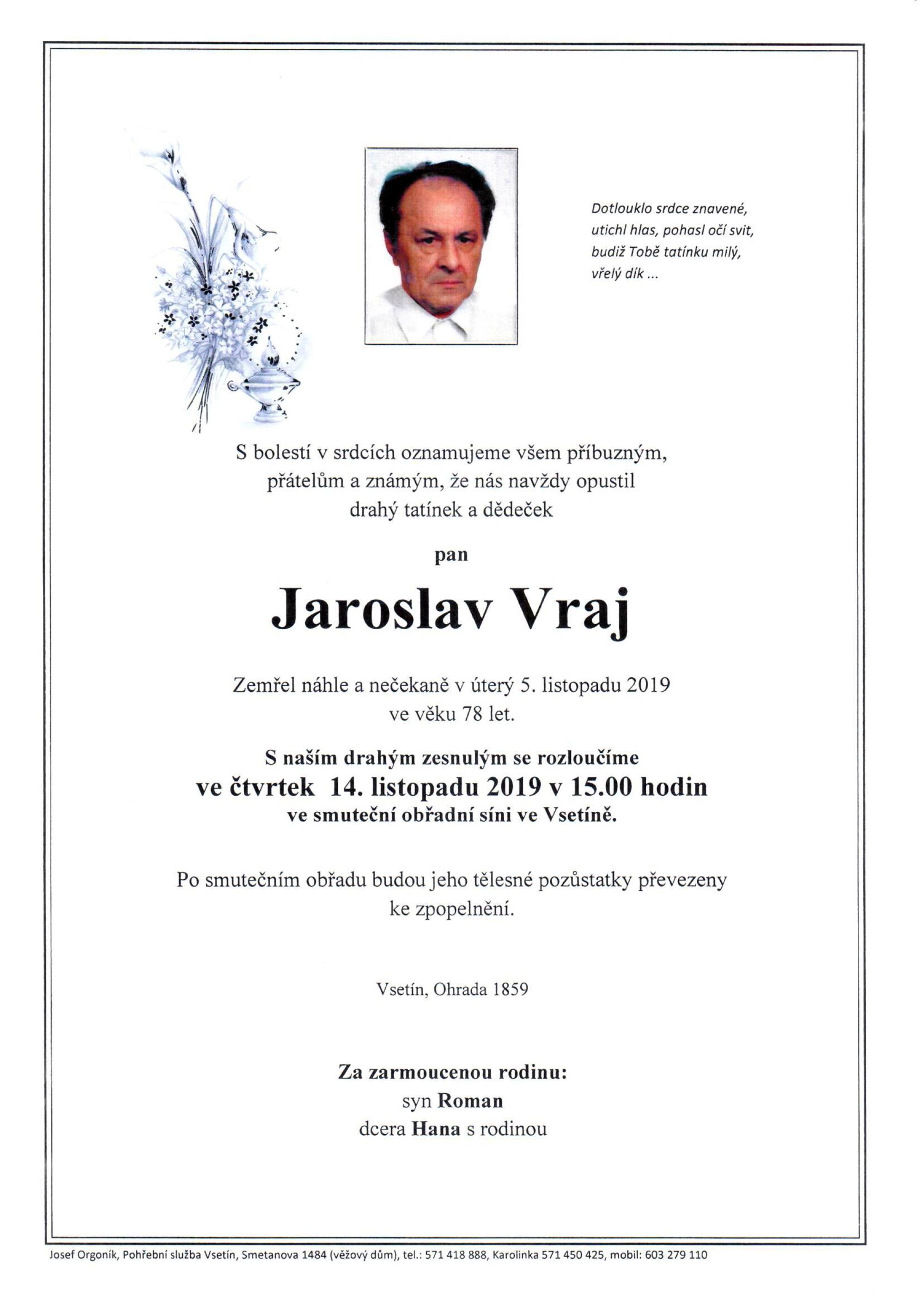 Jaroslav Vraj