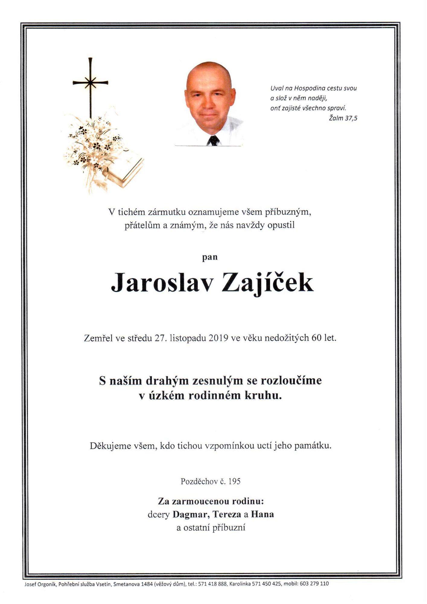 Jaroslav Zajíček