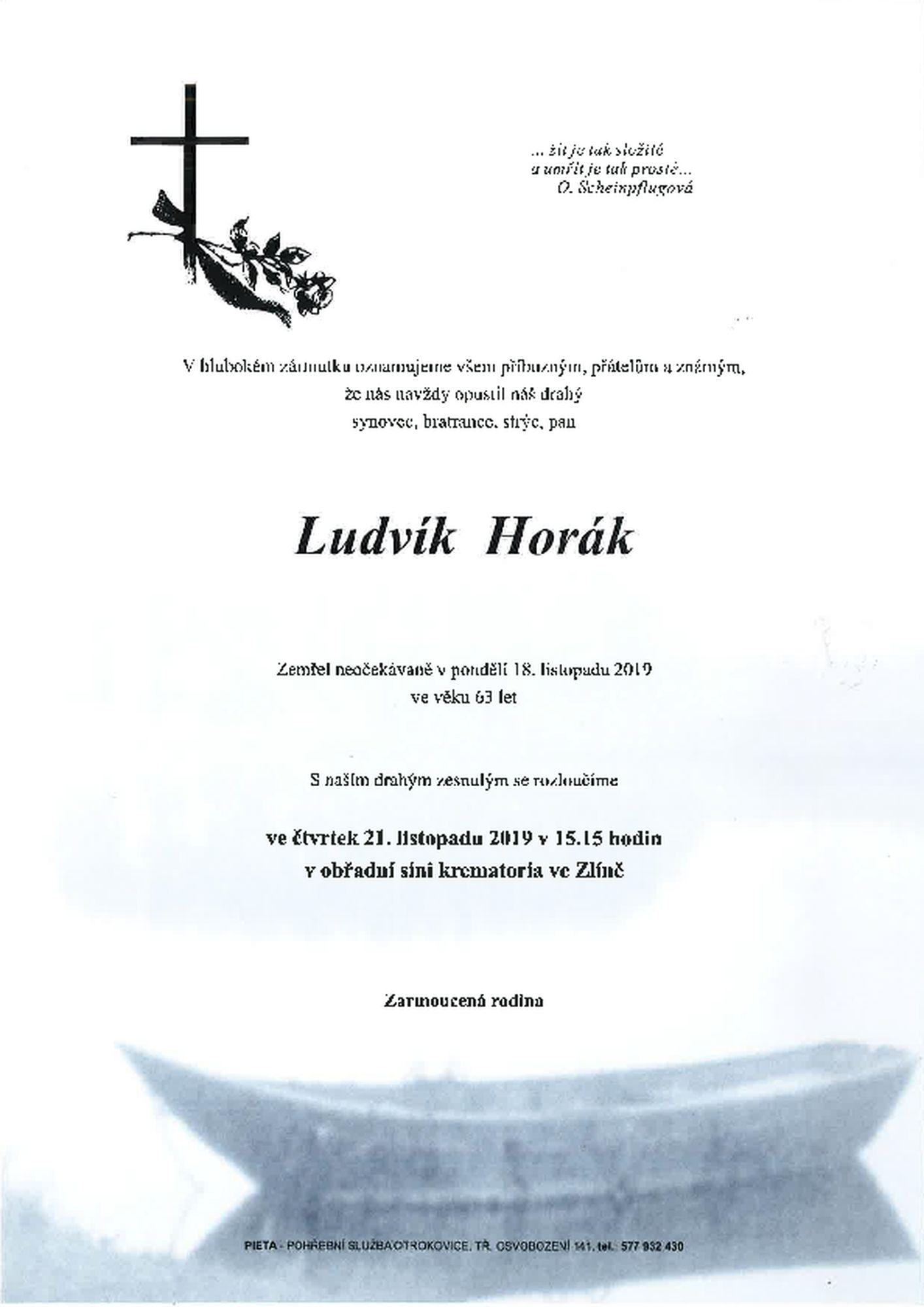 Ludvík Horák
