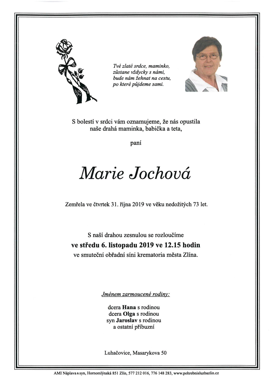 Marie Jochová