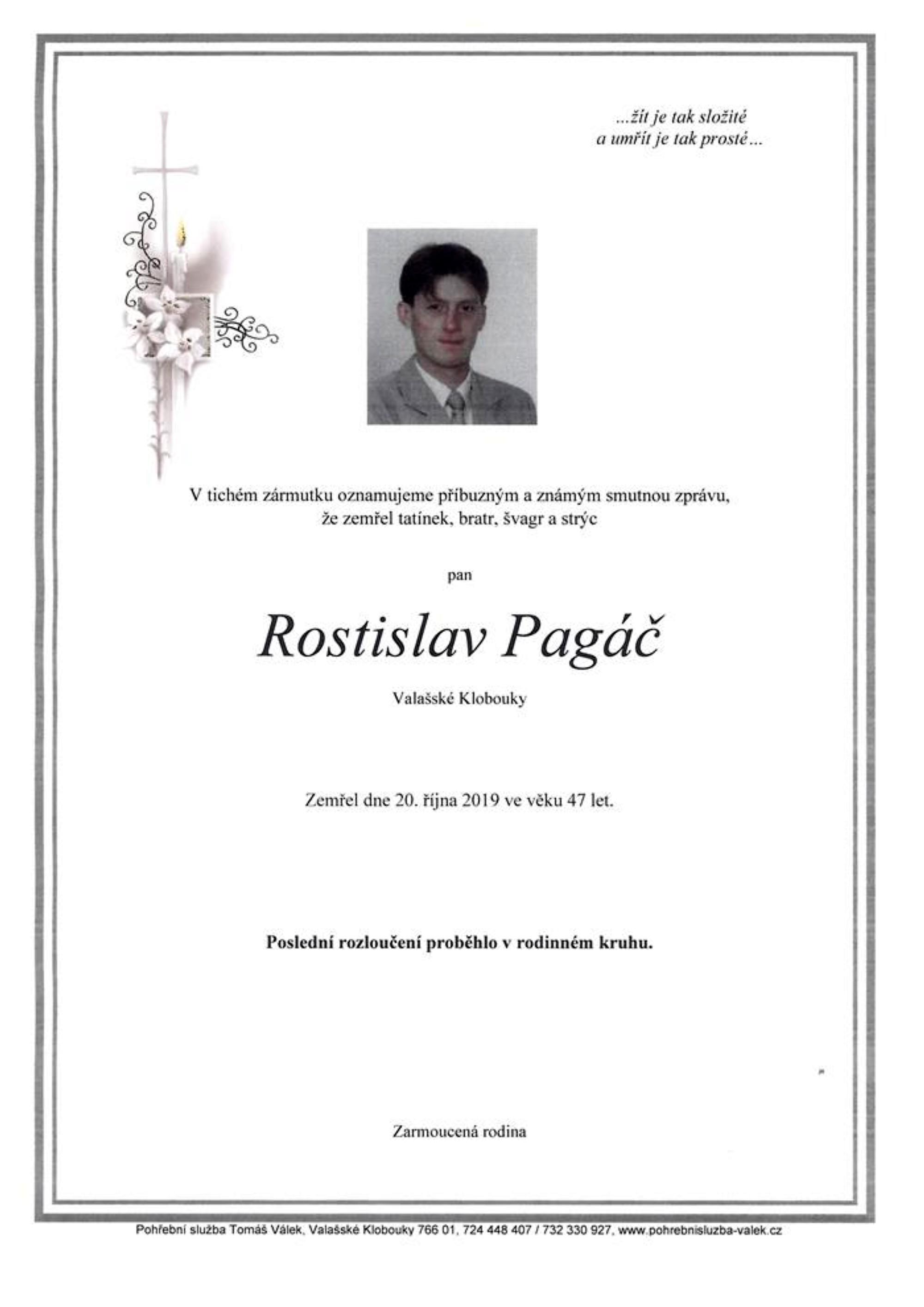 Rostislav Pagáč