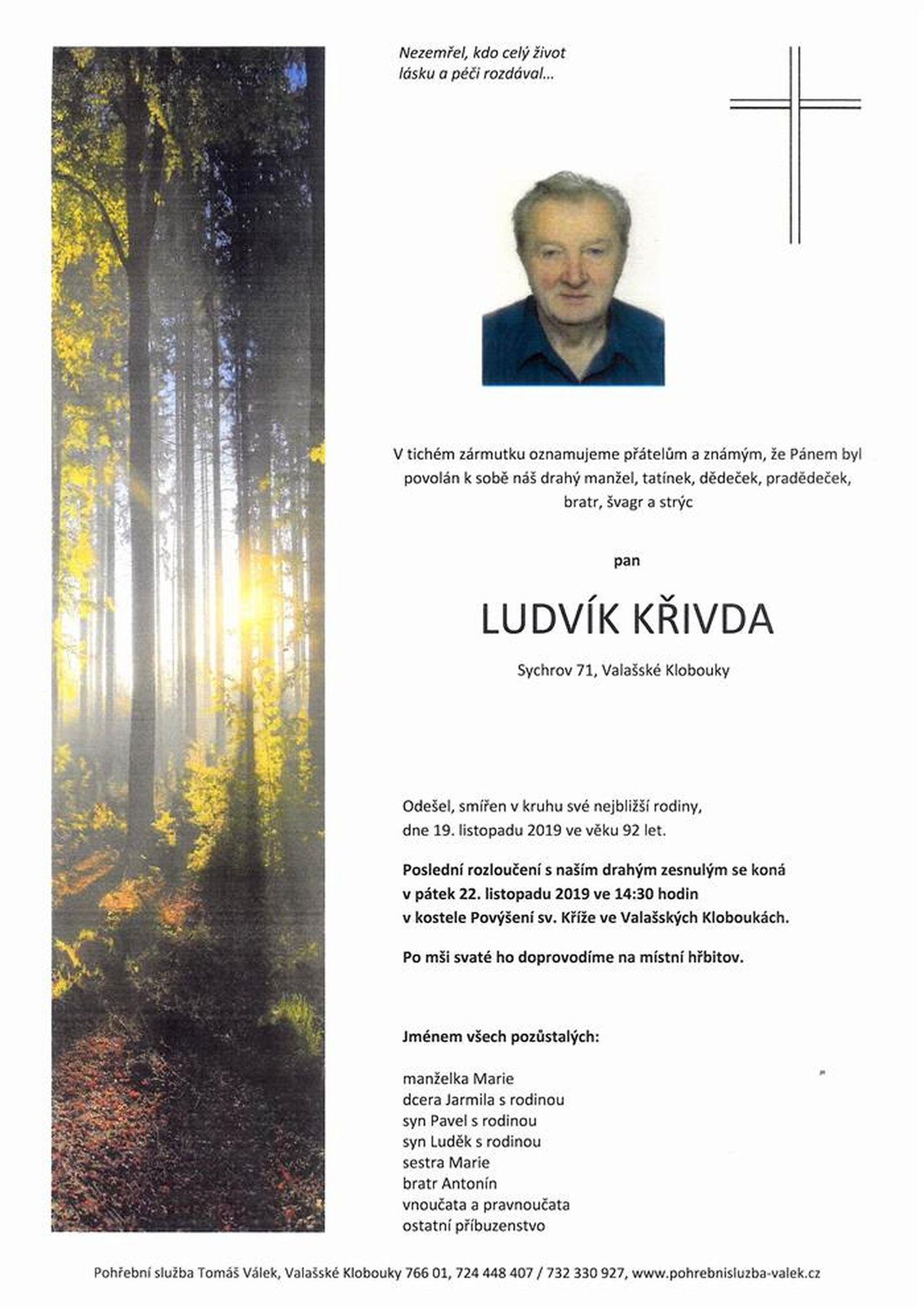 Ludvík Křivda