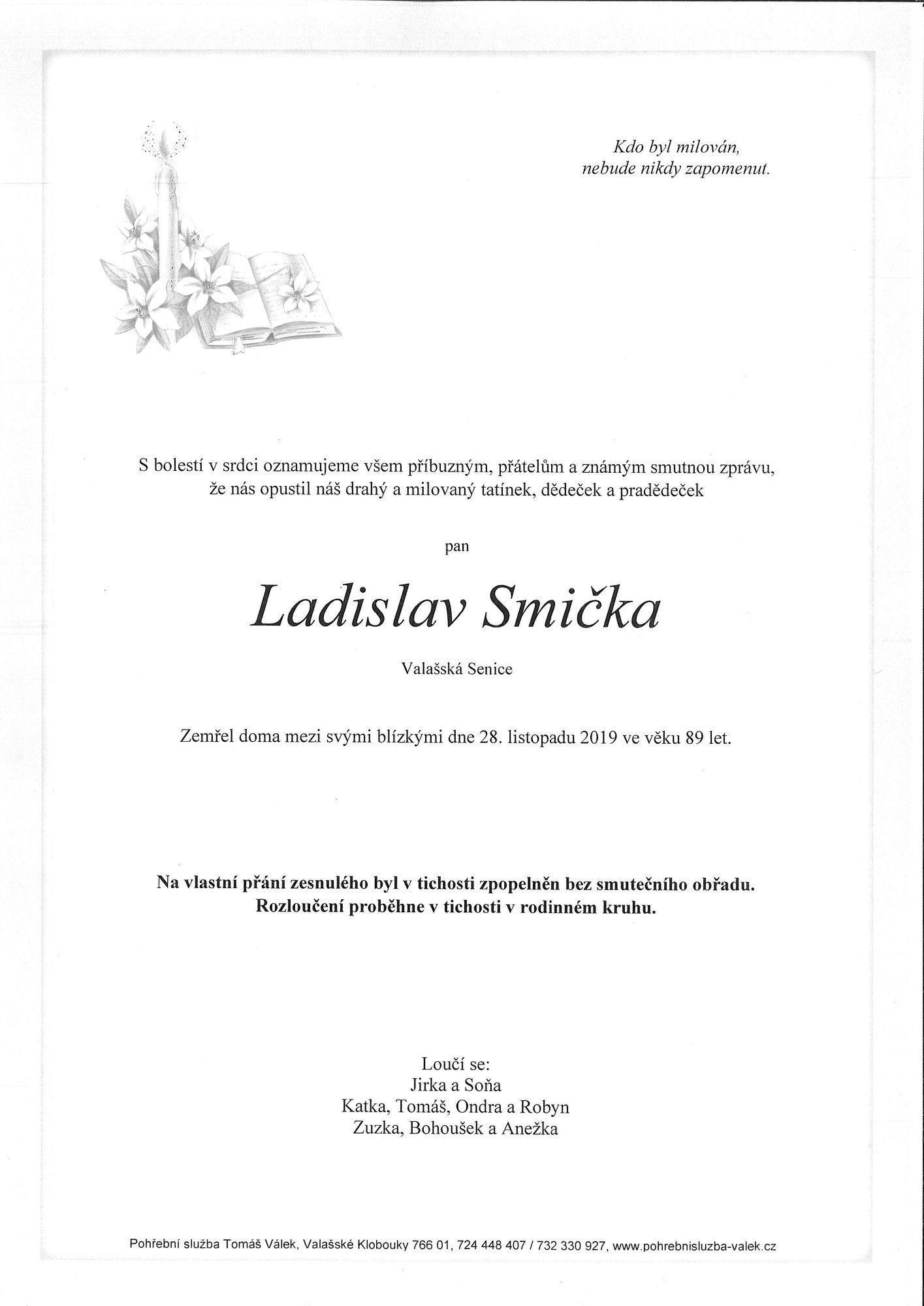 Ladislav Smička
