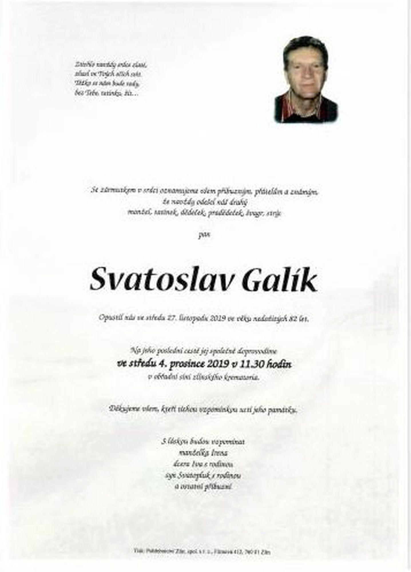 Svatoslav Galík