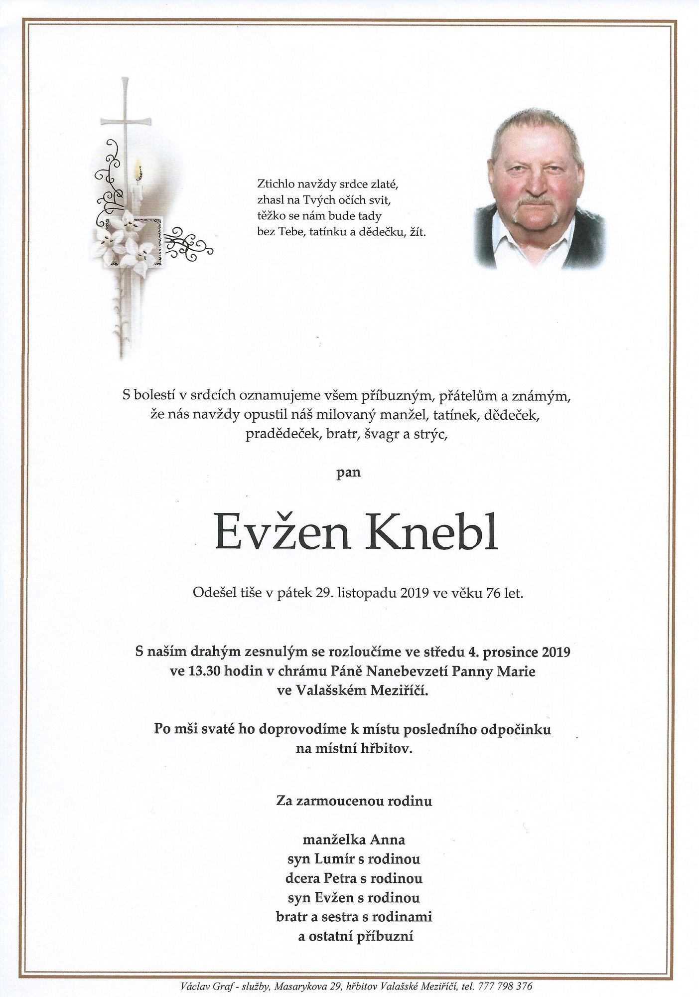 Evžen Knebl