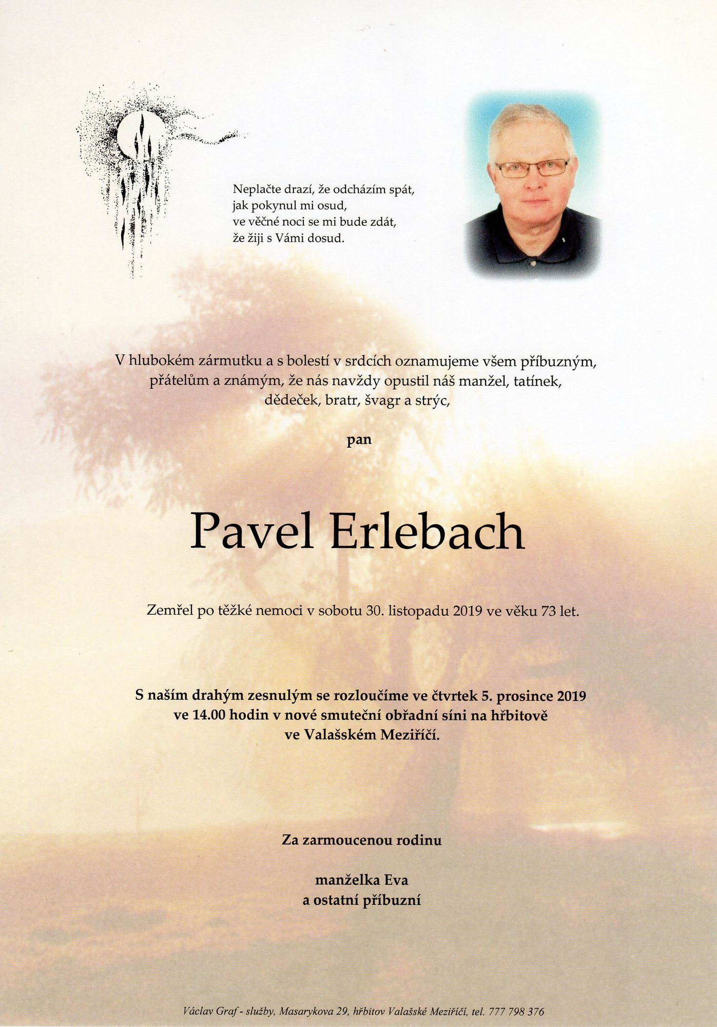 Pavel Erlebach
