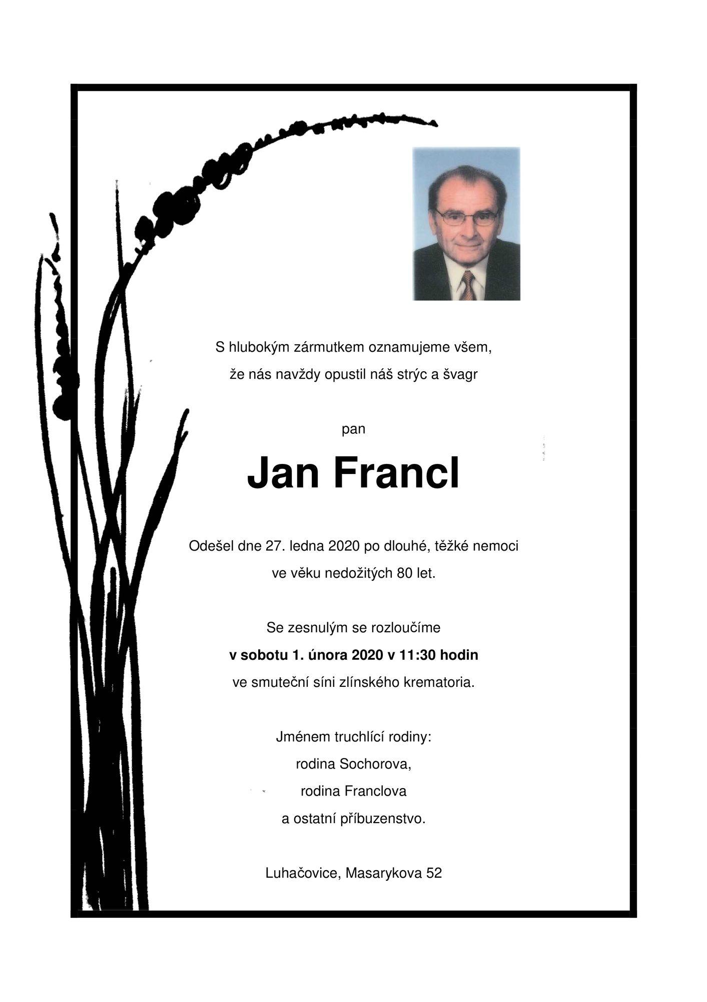 Jan Francl