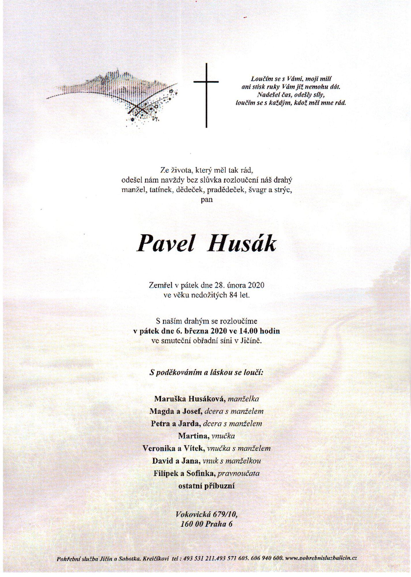 Pavel Husák