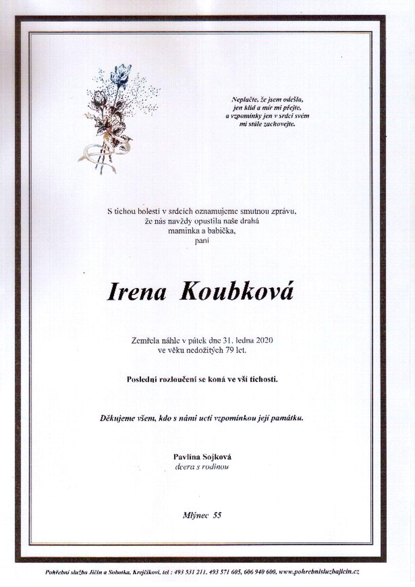 Irena Koubková