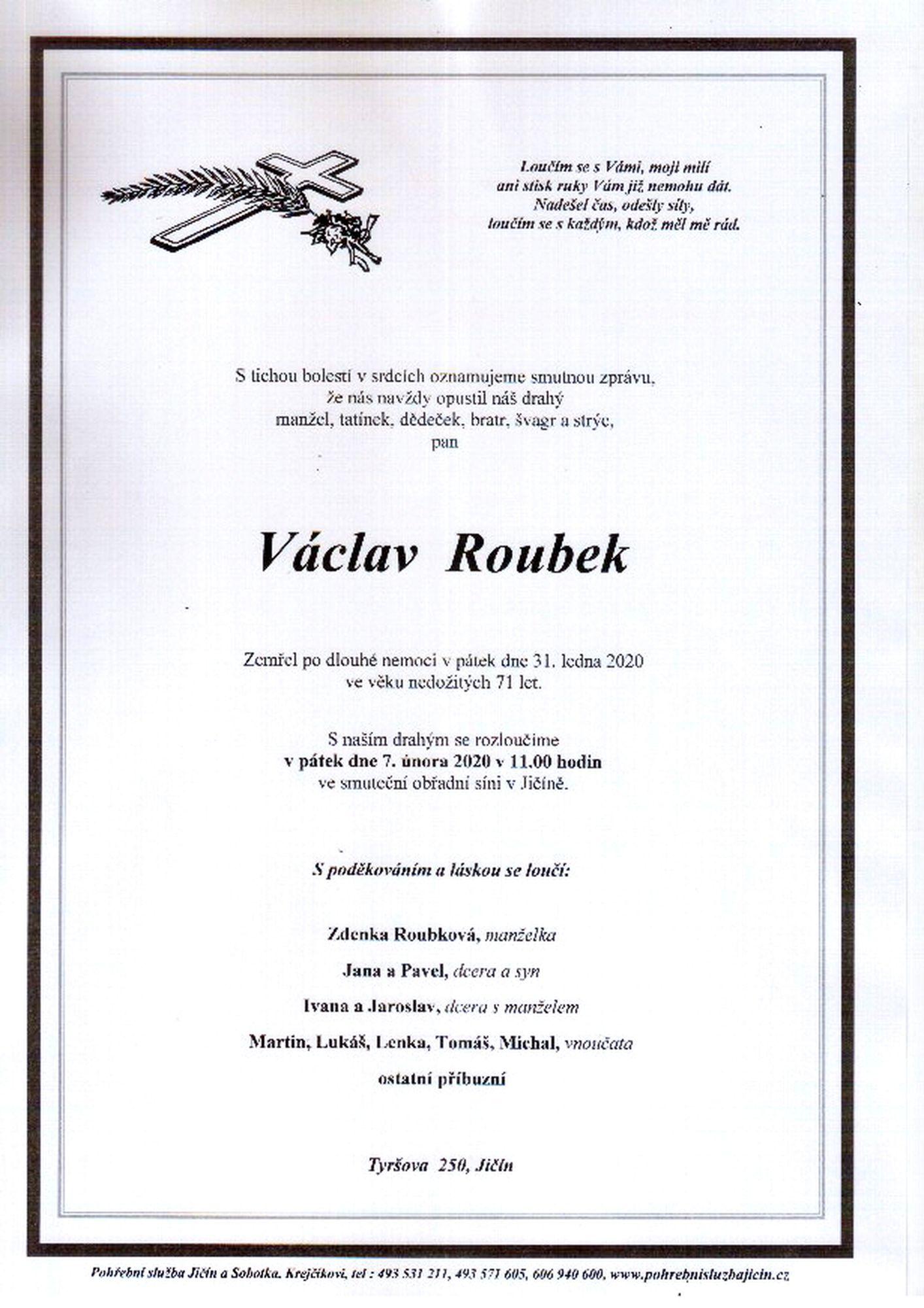 Václav Roubek