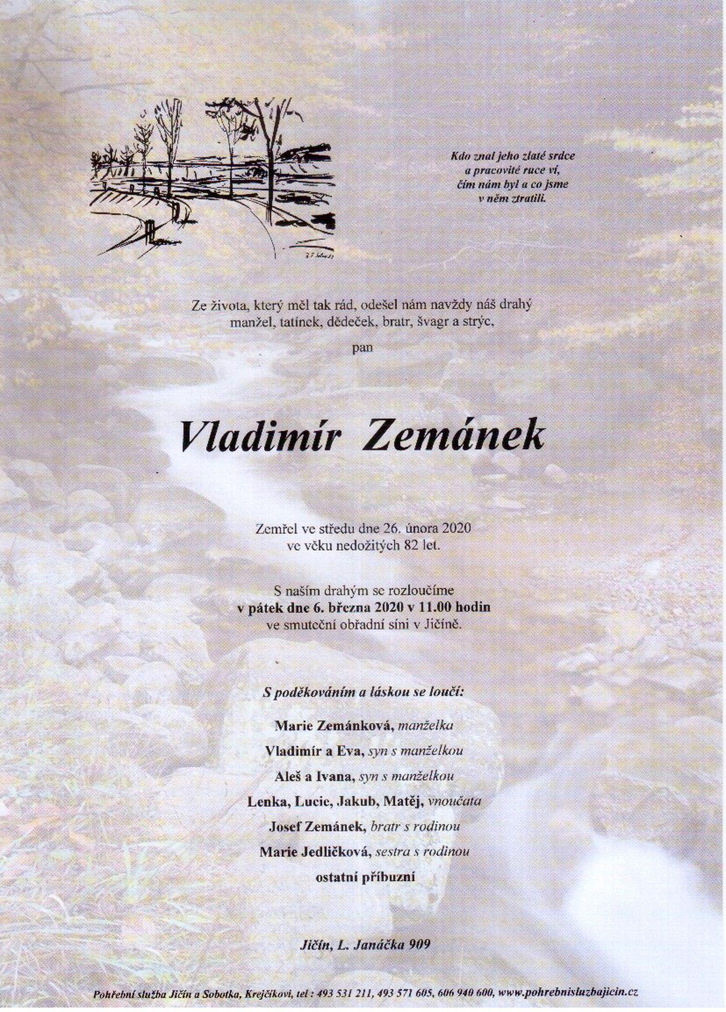Vladimír Zemánek