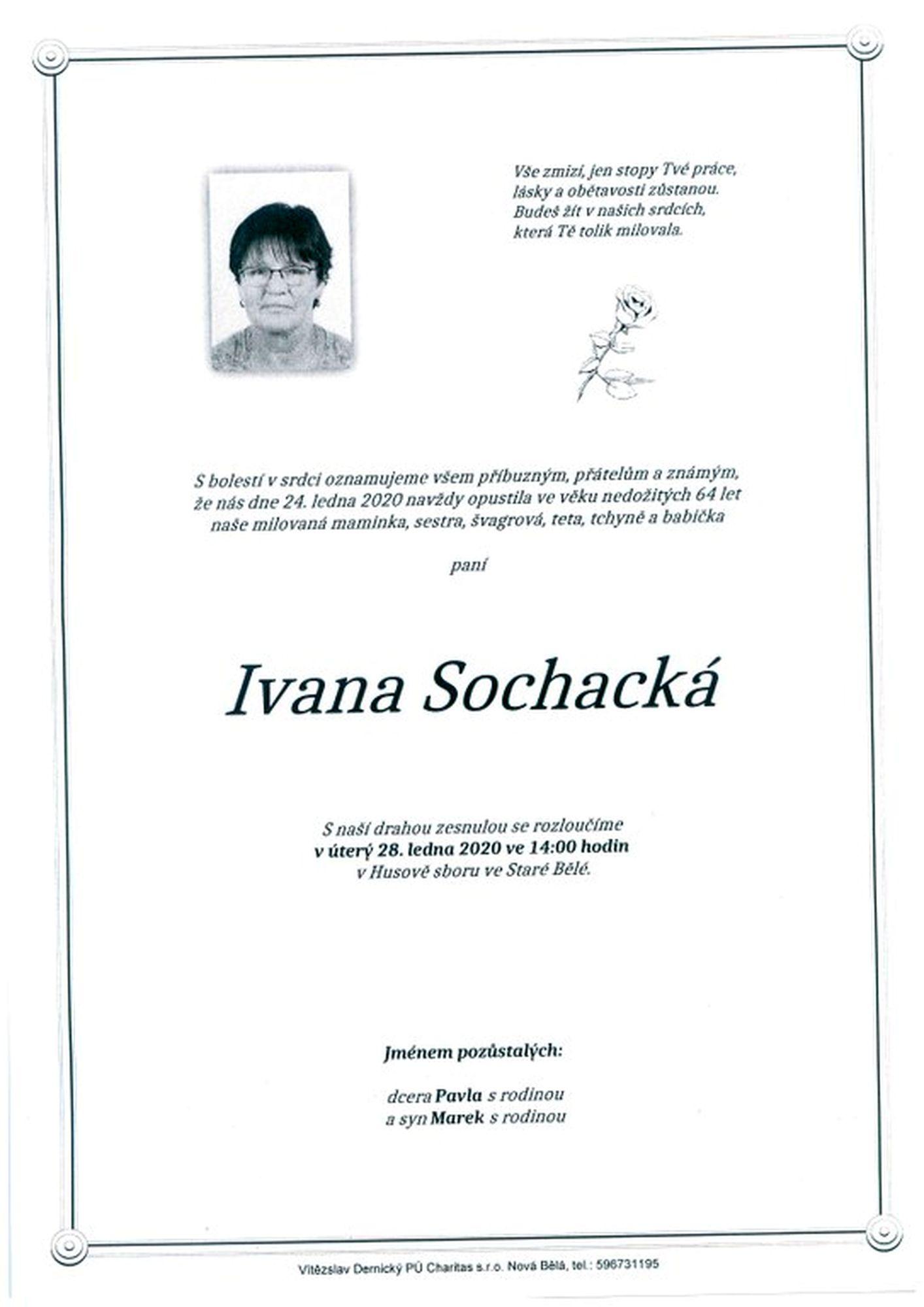 Ivana Sochacká