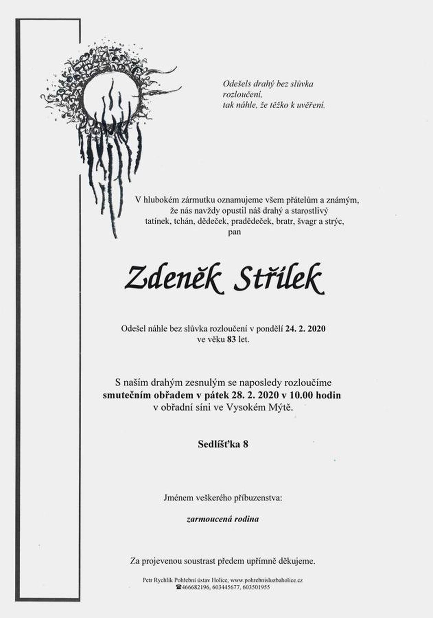 Zdeněk Střílek