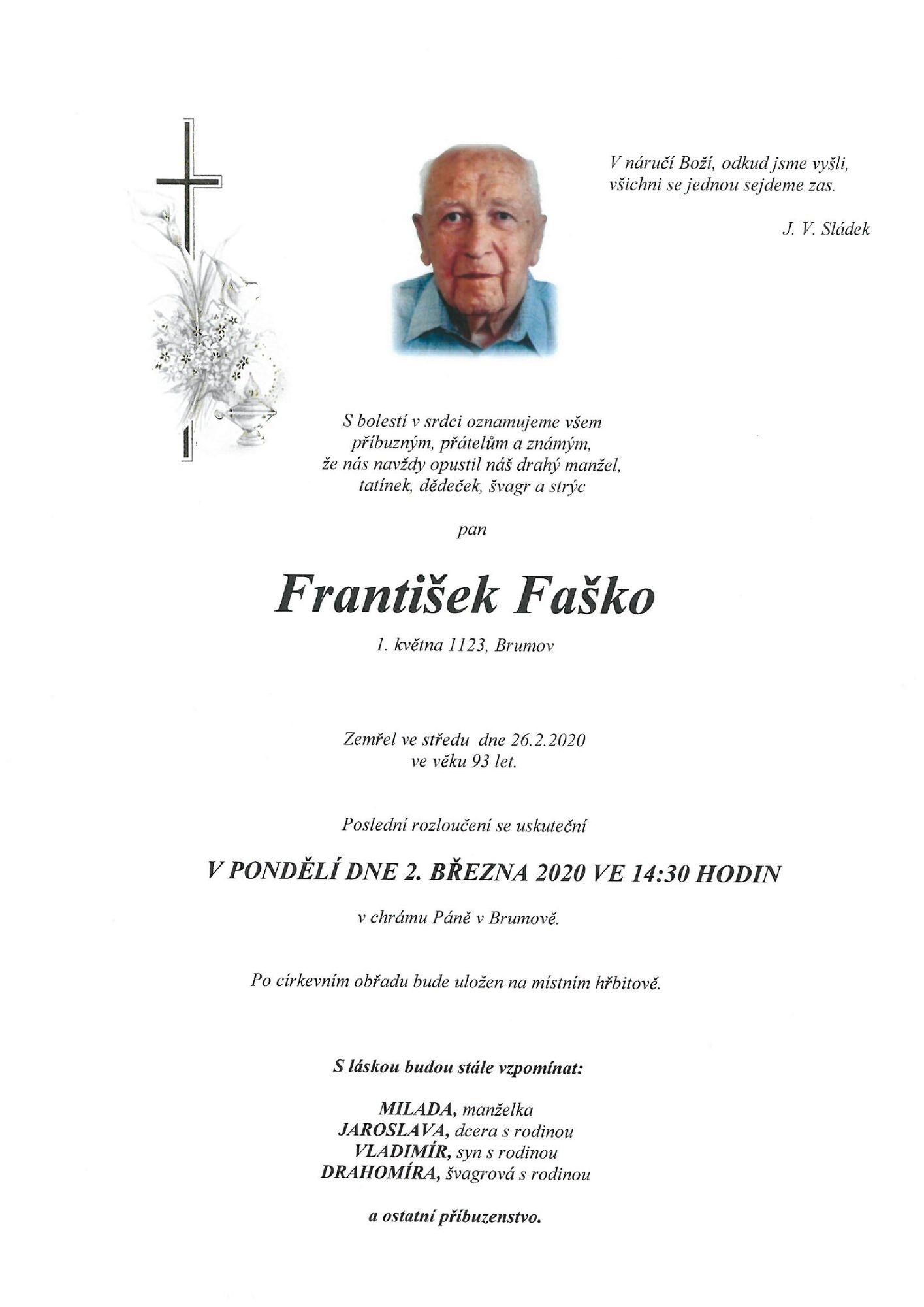 František Faško