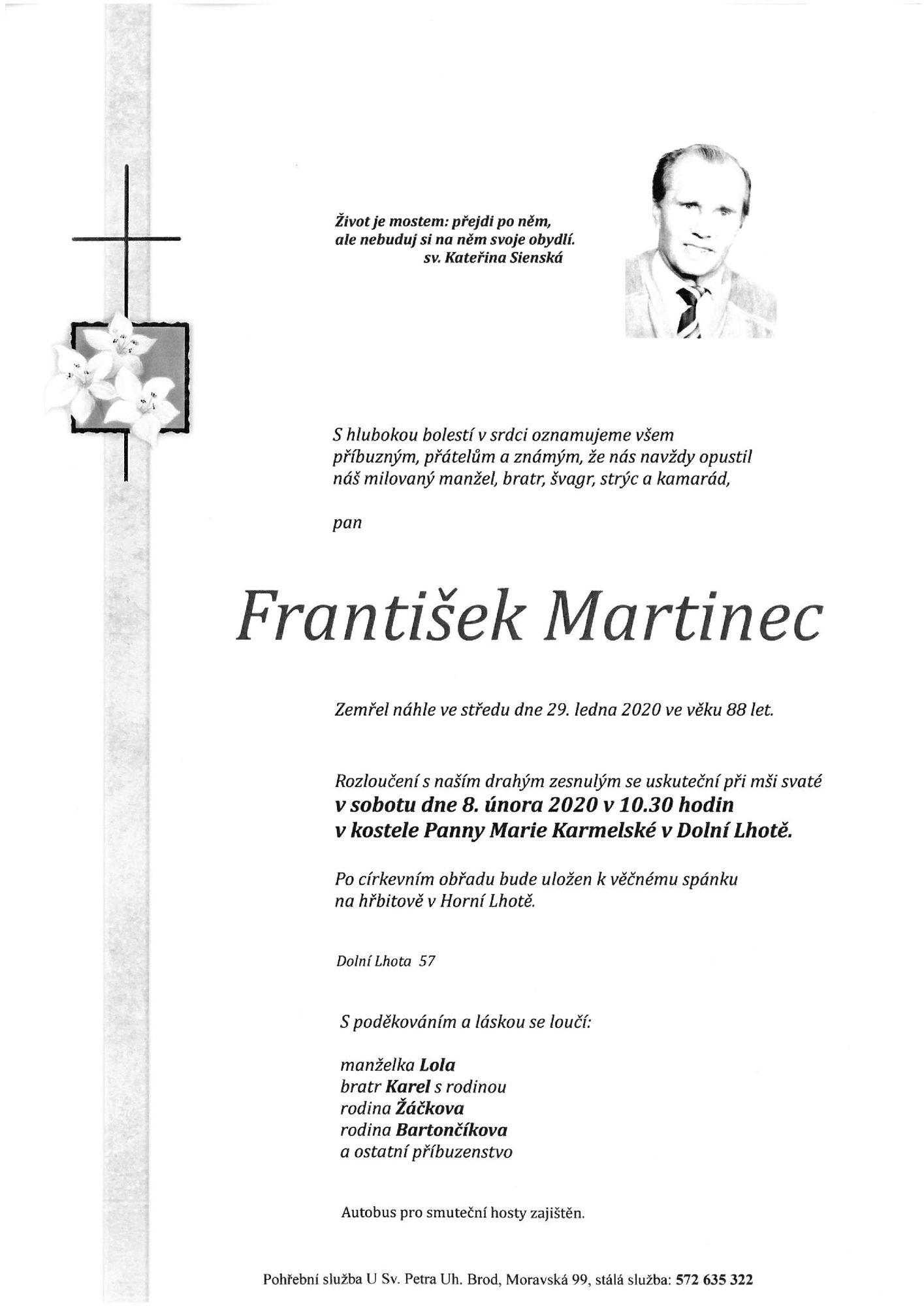 František Martinec