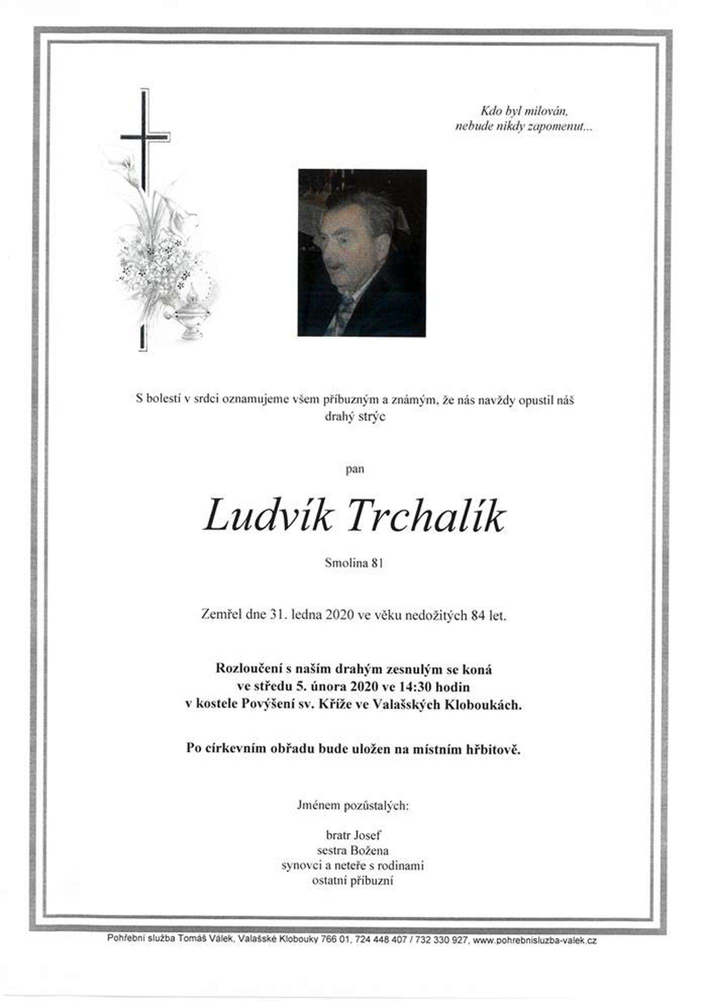 Ludvík Trchalík