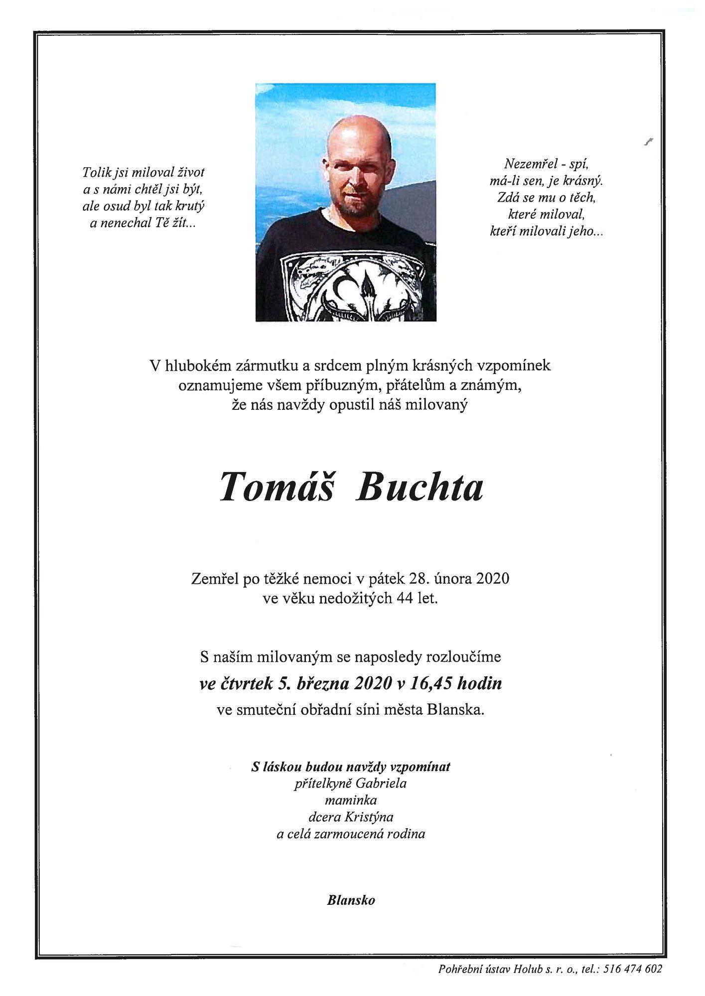 Tomáš Buchta