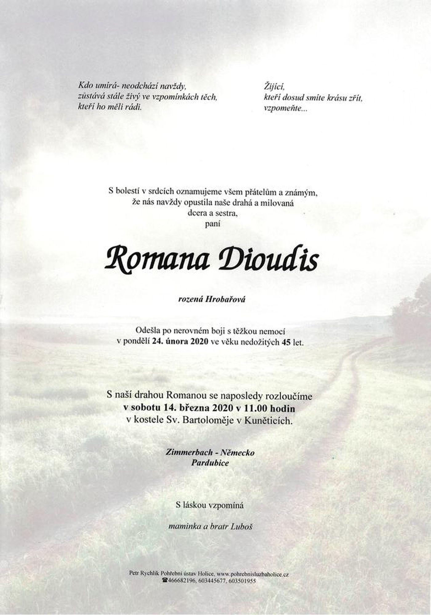 Romana Dioudis