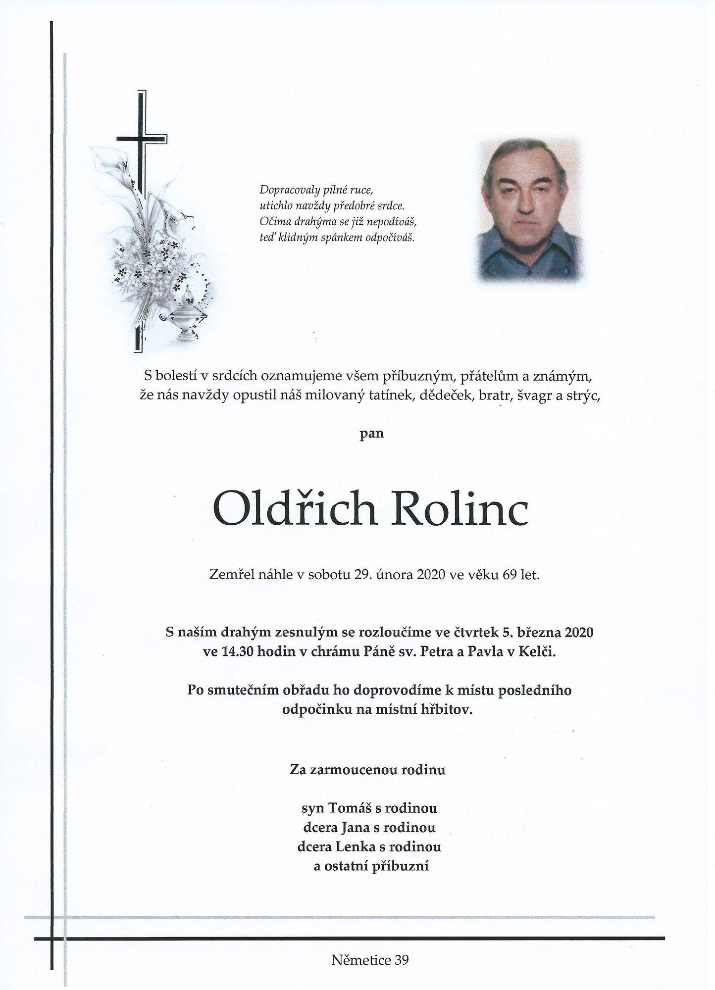 Oldřich Rolinc