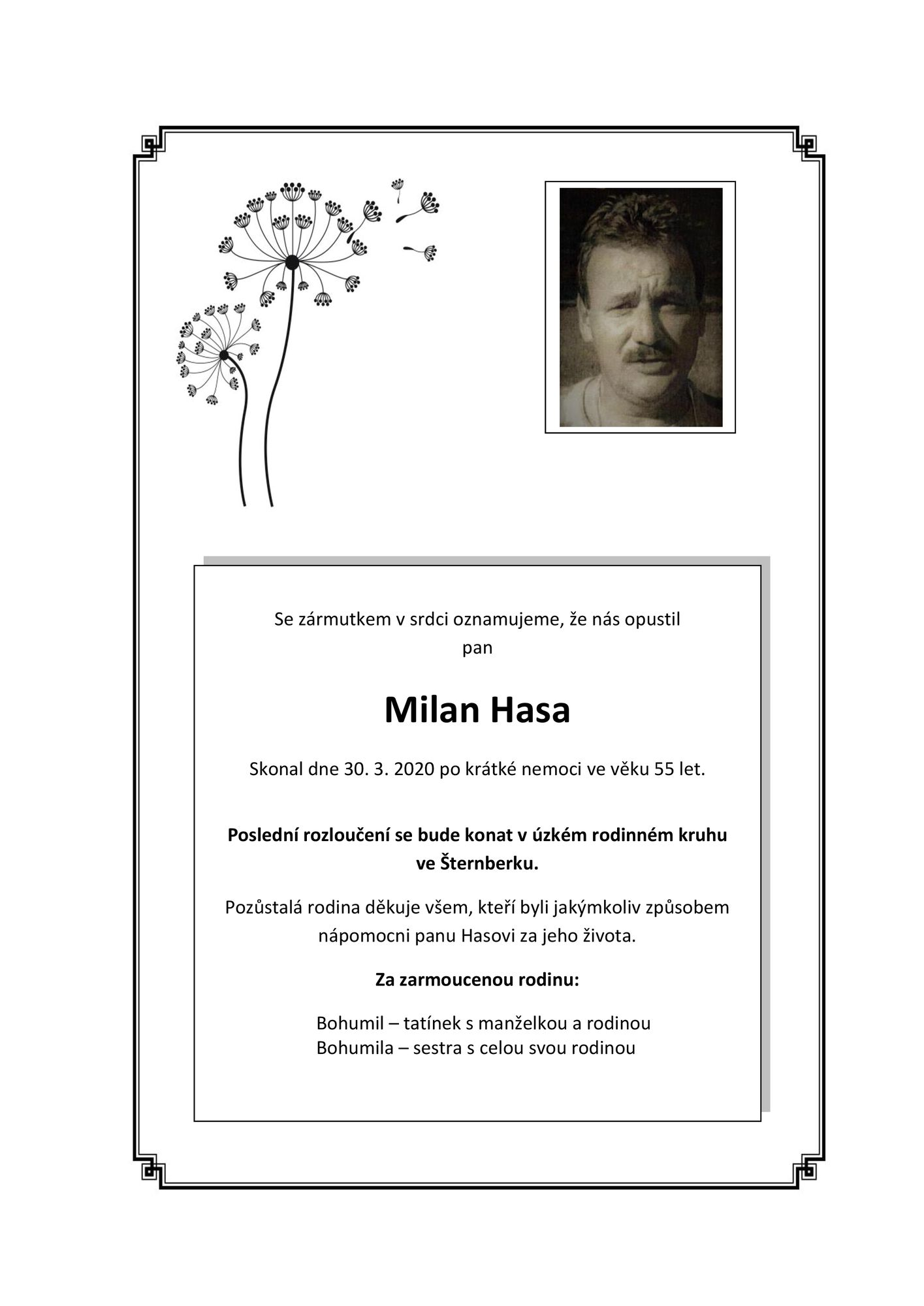 Milan Hasa