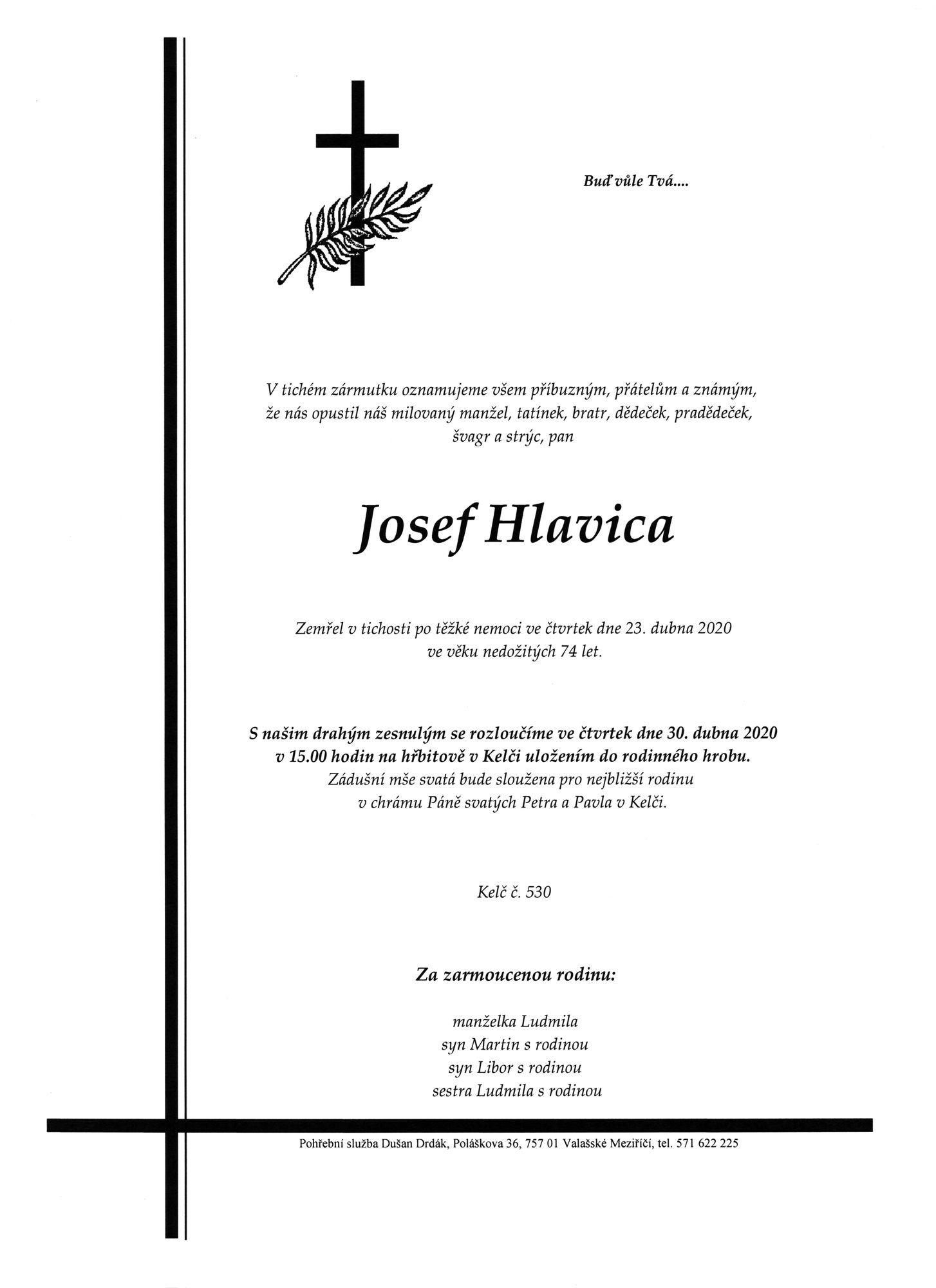 Josef Hlavica