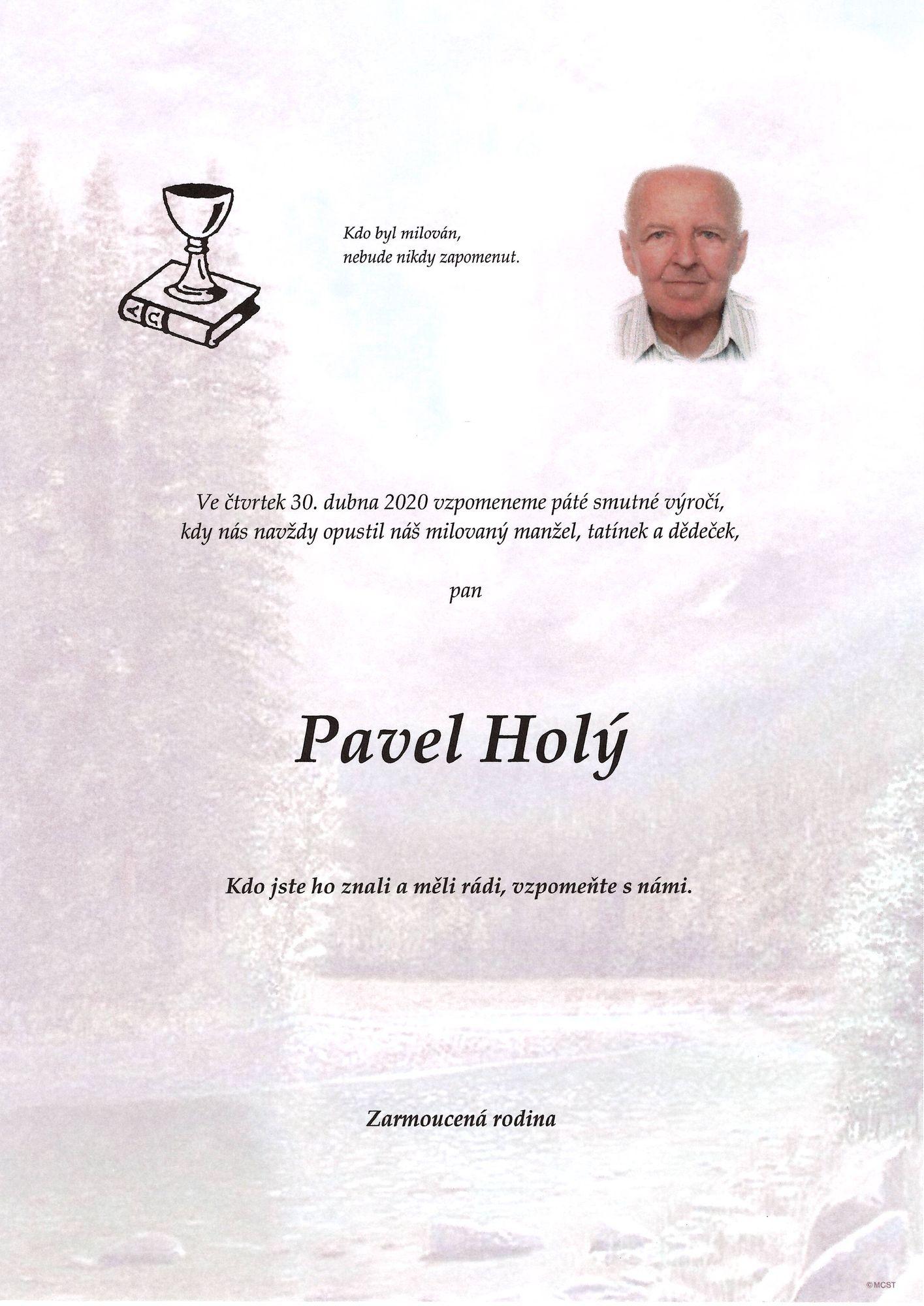 Pavel Holý