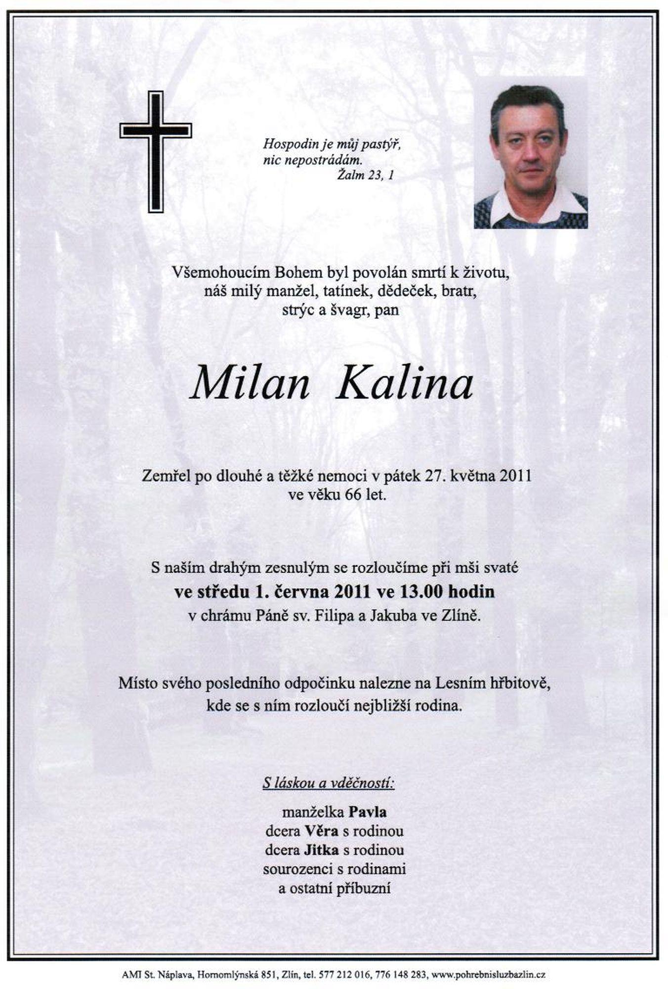 Milan Kalina
