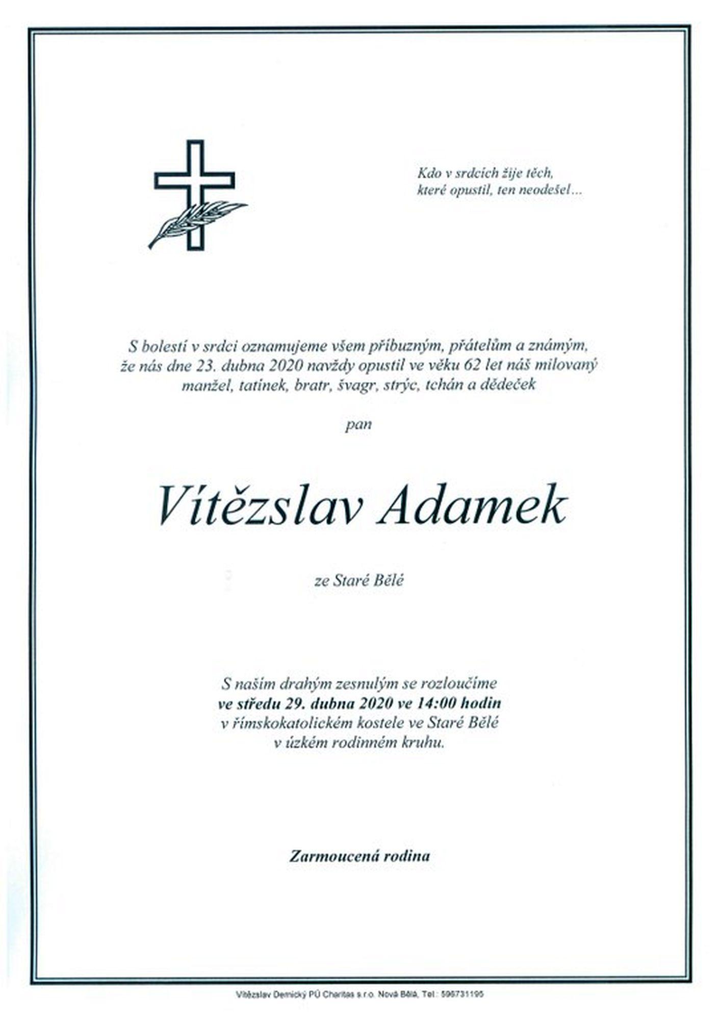 Vítězslav Adamek