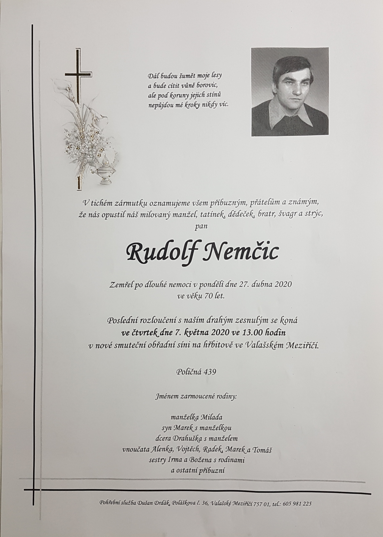 Rudolf Němčic