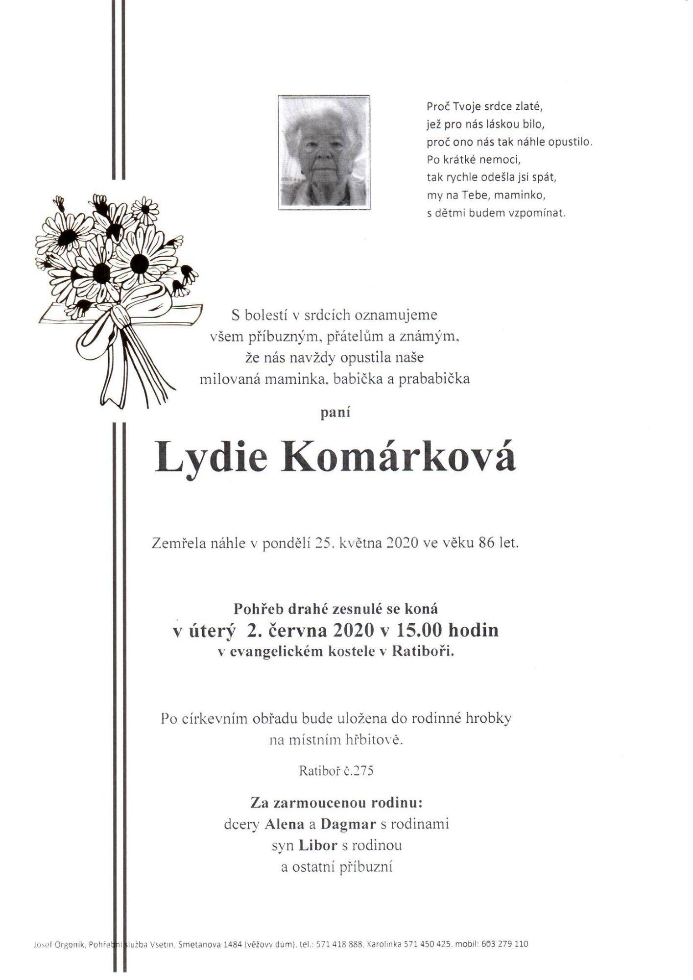 Lydie Komárková