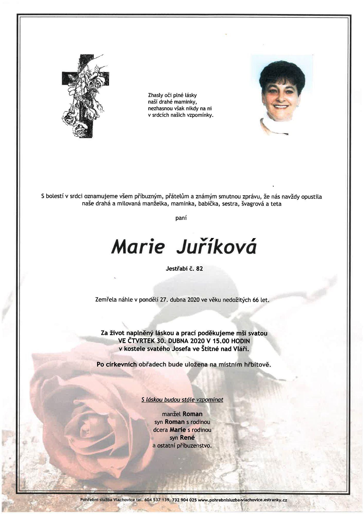 Marie Juříková