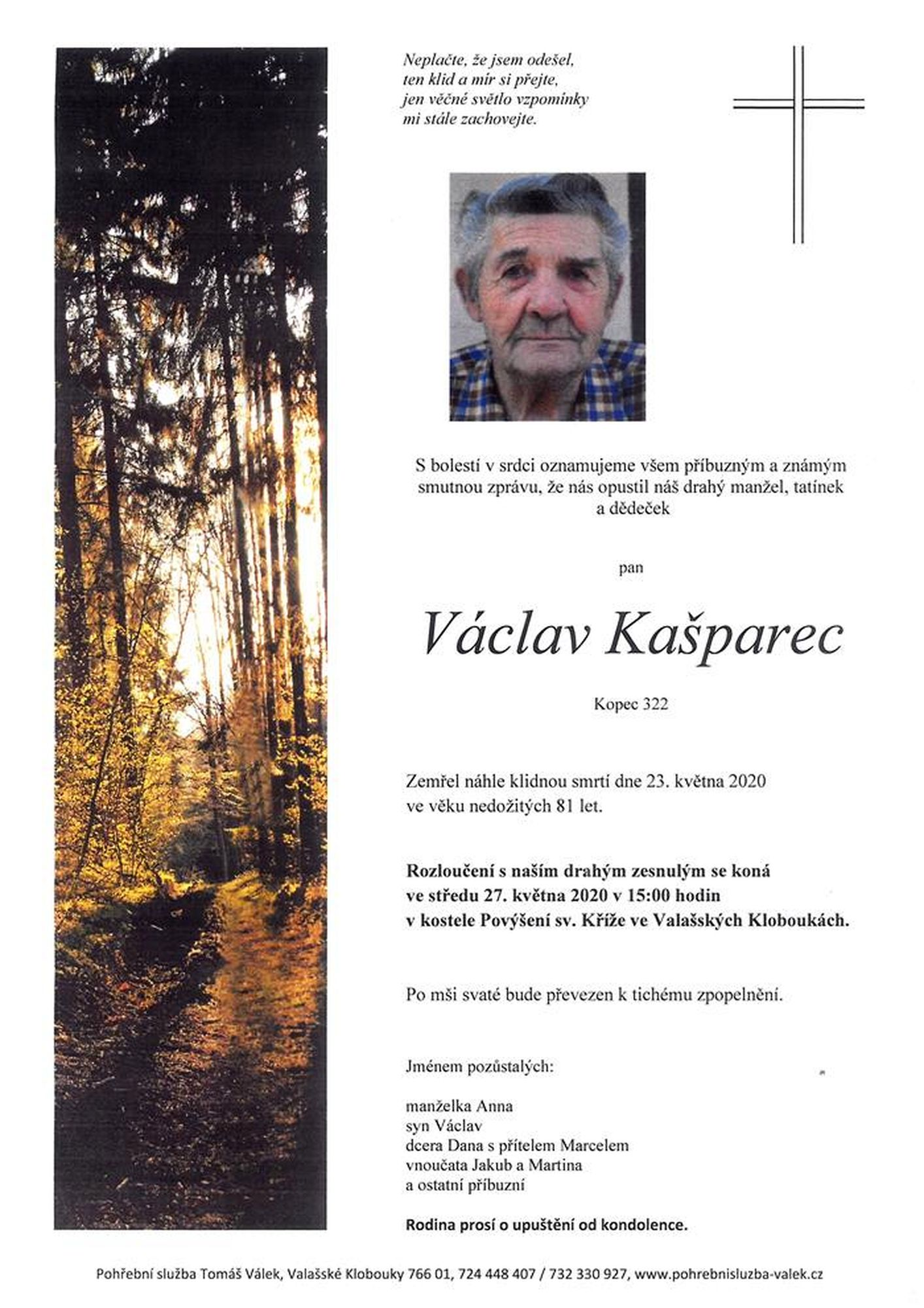 Václav Kašparec