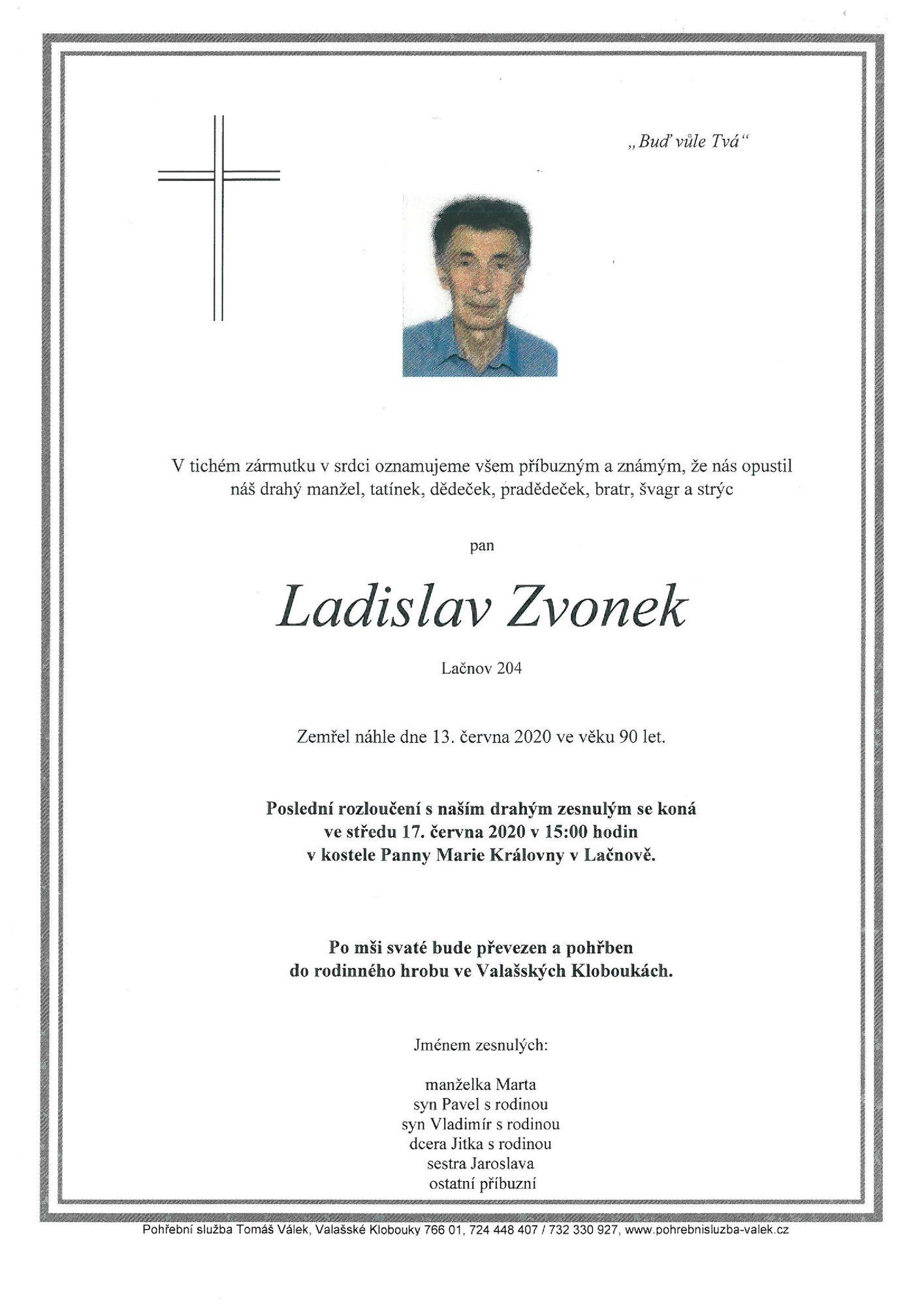 Ladislav Zvonek