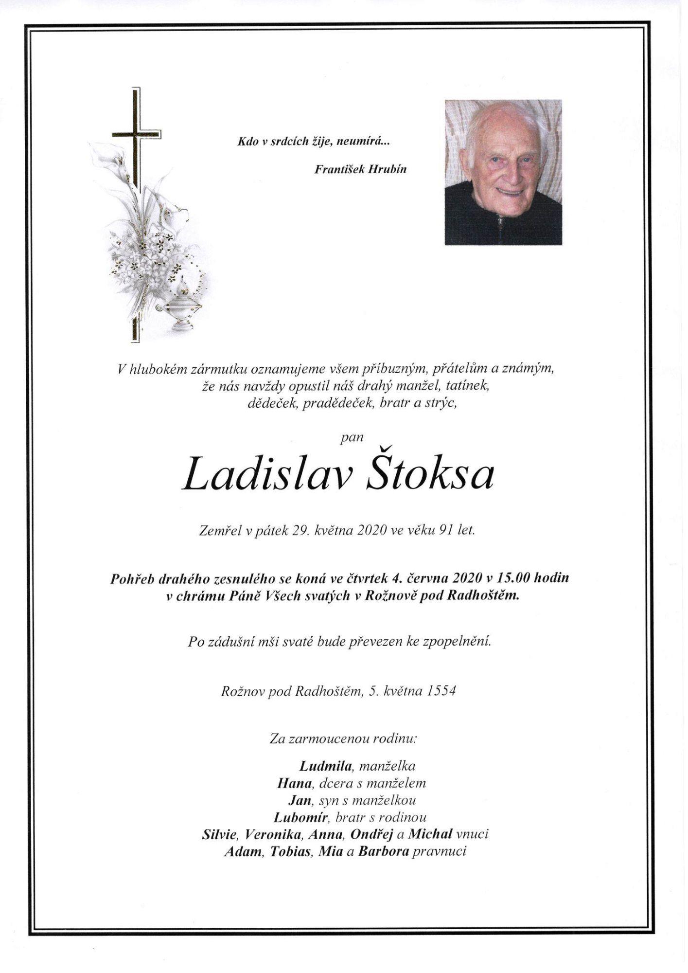 Ladislav Štoksa