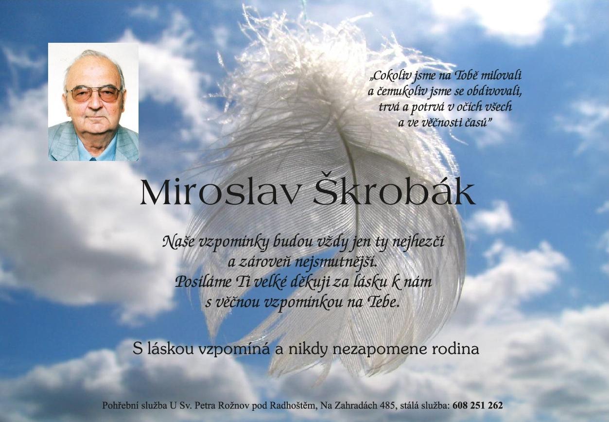 Miroslav Škrobák