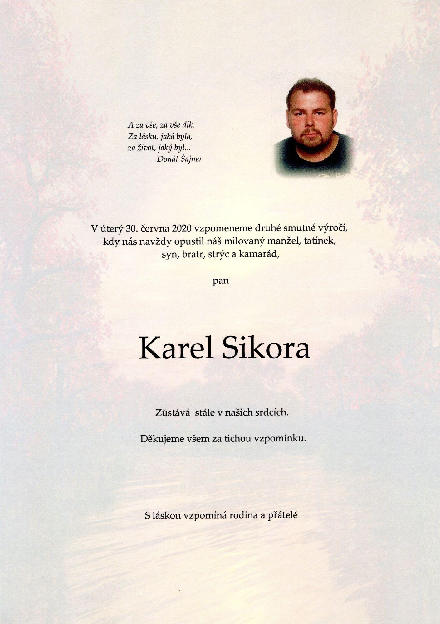 Karel Sikora